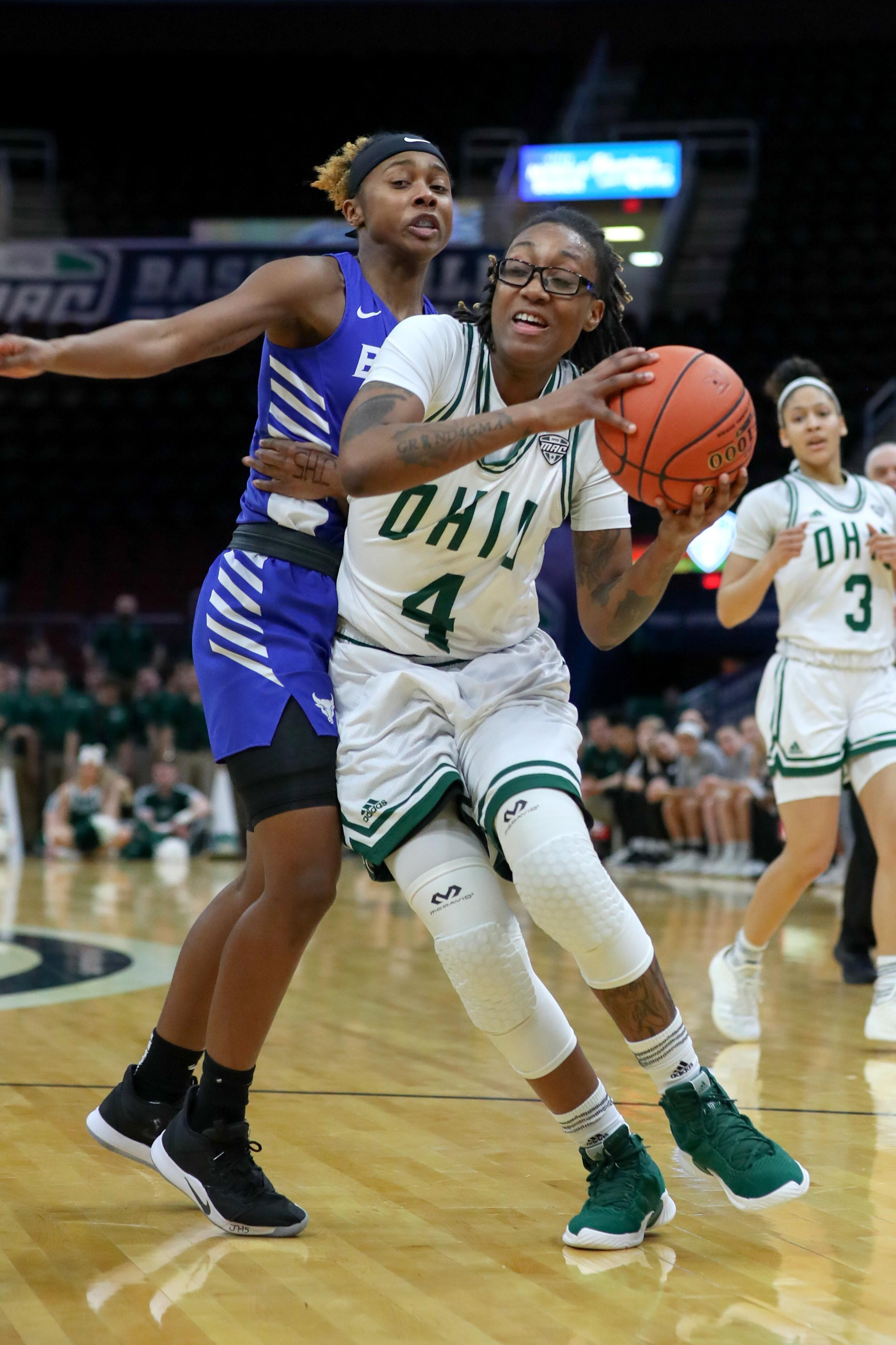 COLLEGE BASKETBALL: MAR 16 MAC Conference Women's Tournament - Ohio v Buffalo