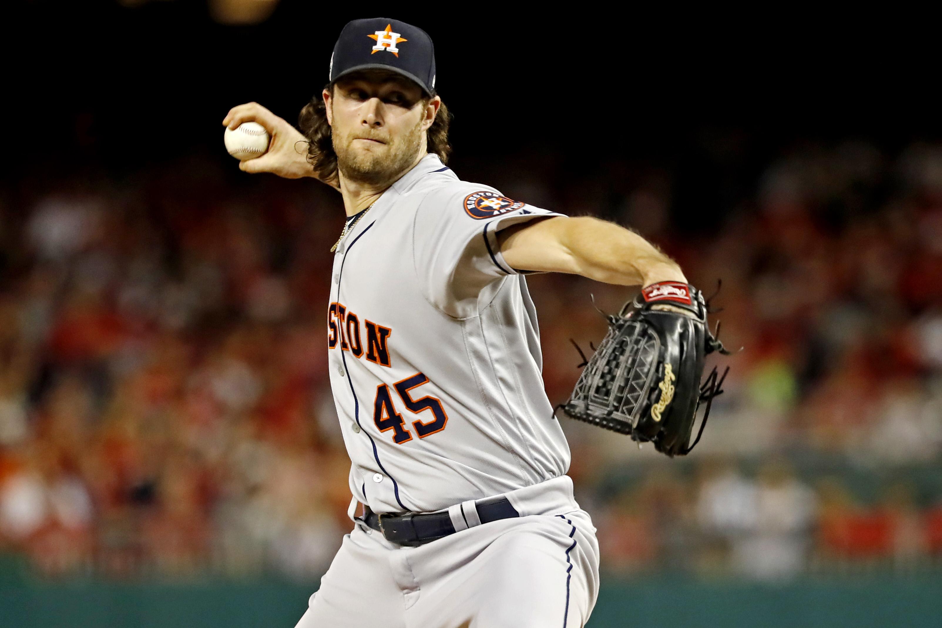 MLB: World Series-Houston Astros at Washington Nationals