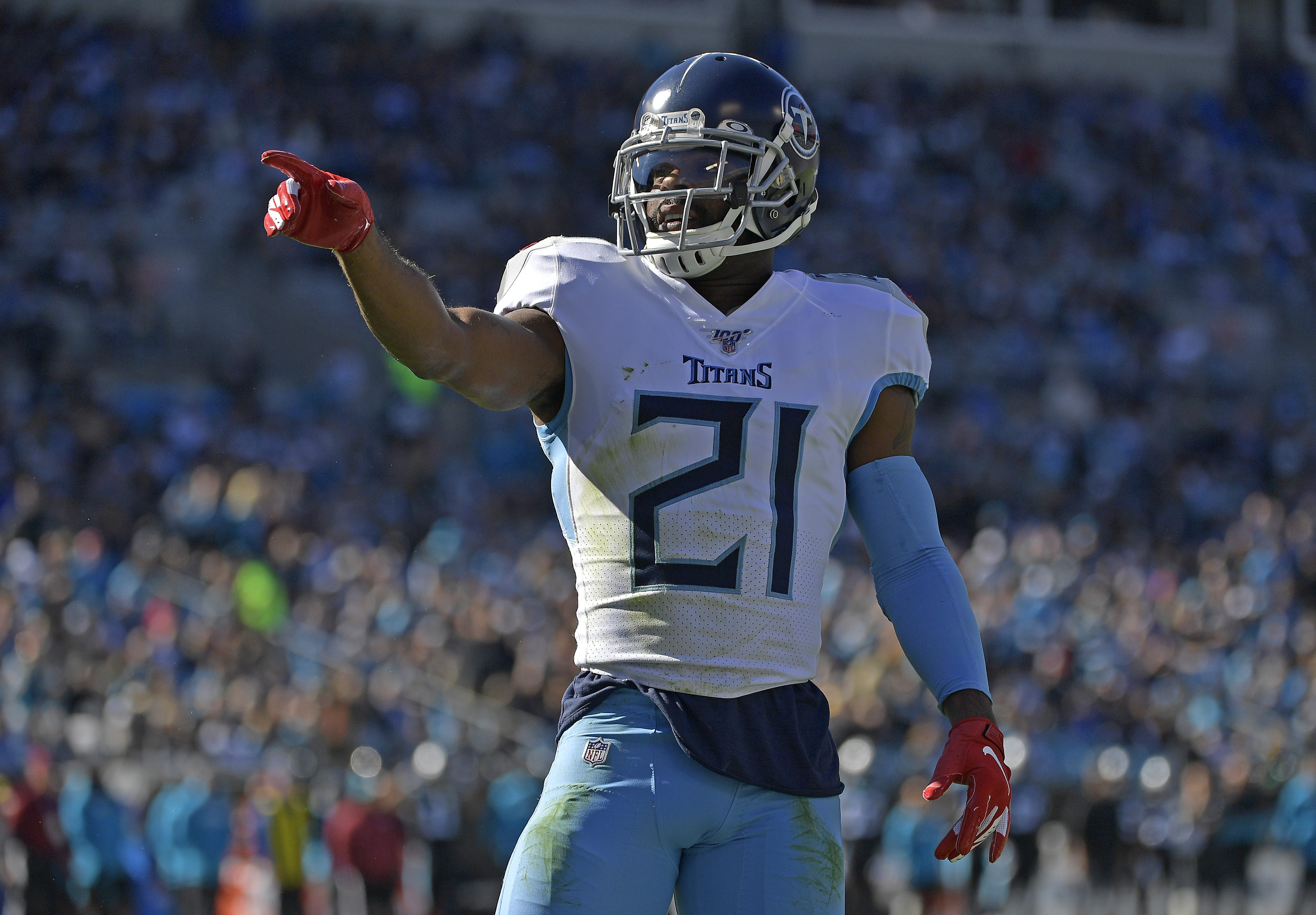Tennessee Titans v Carolina Panthers