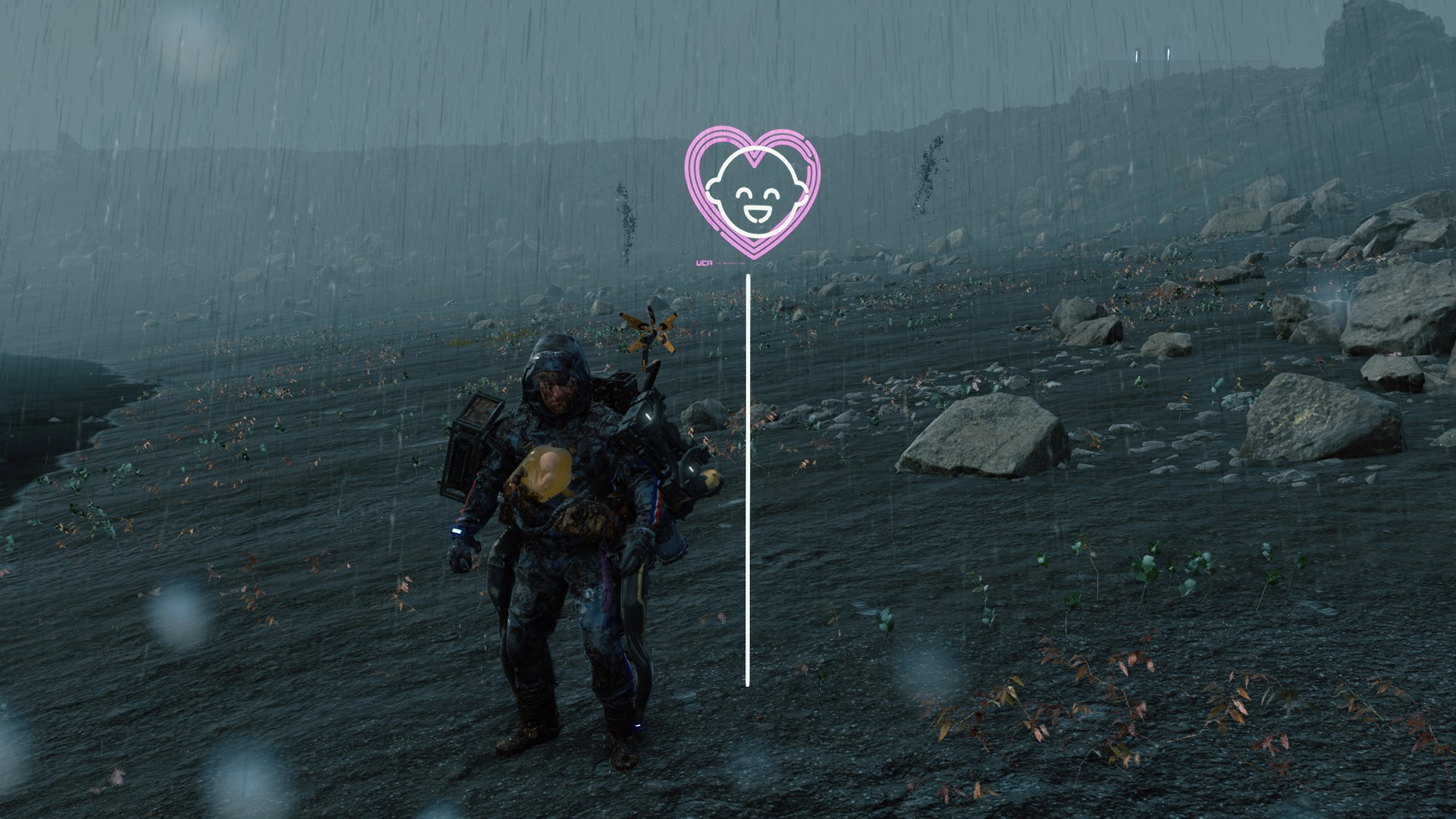 Death Stranding's most useful signs