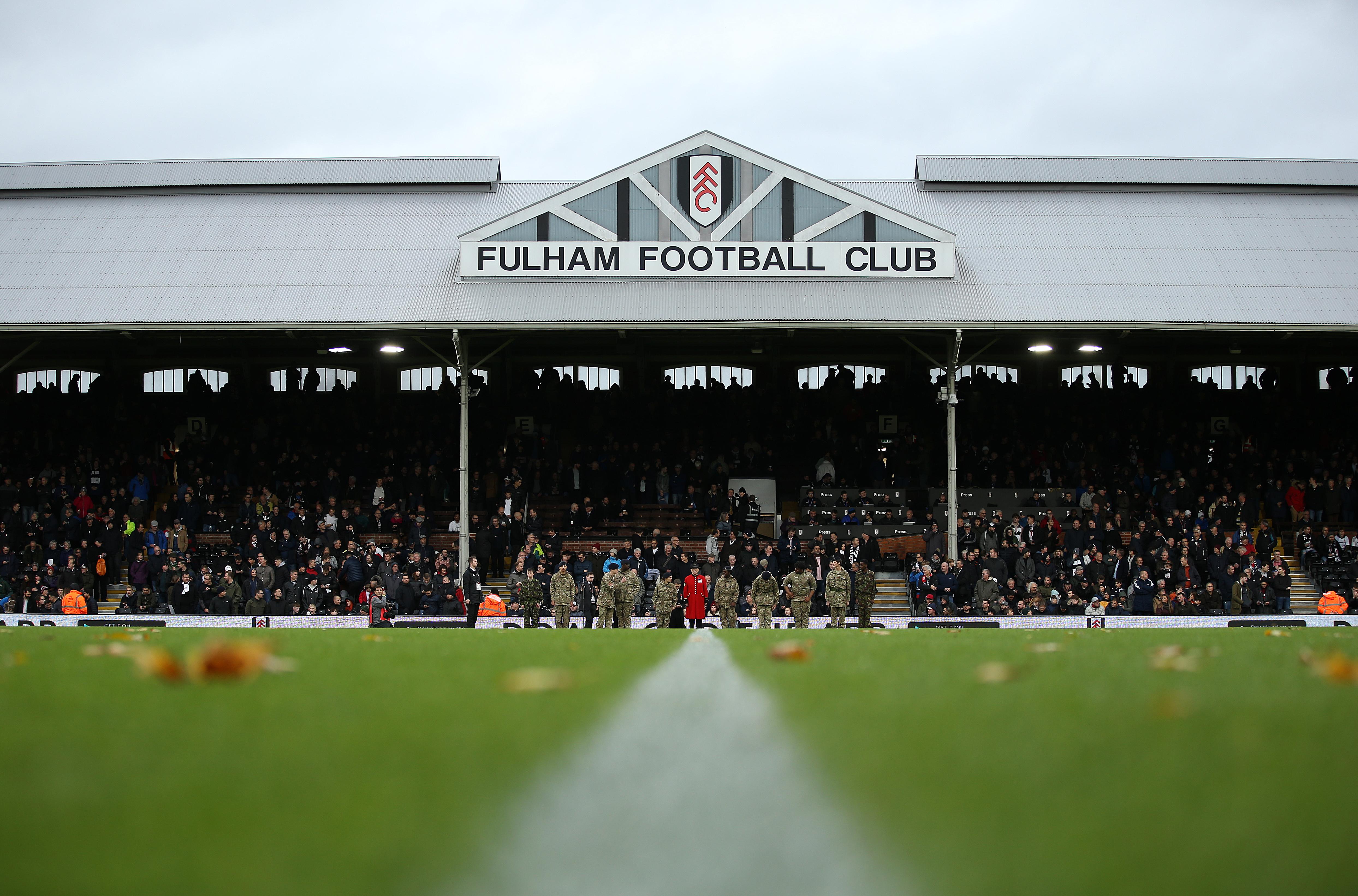 Fulham v Hull City - Sky Bet Championship - Craven Cottage