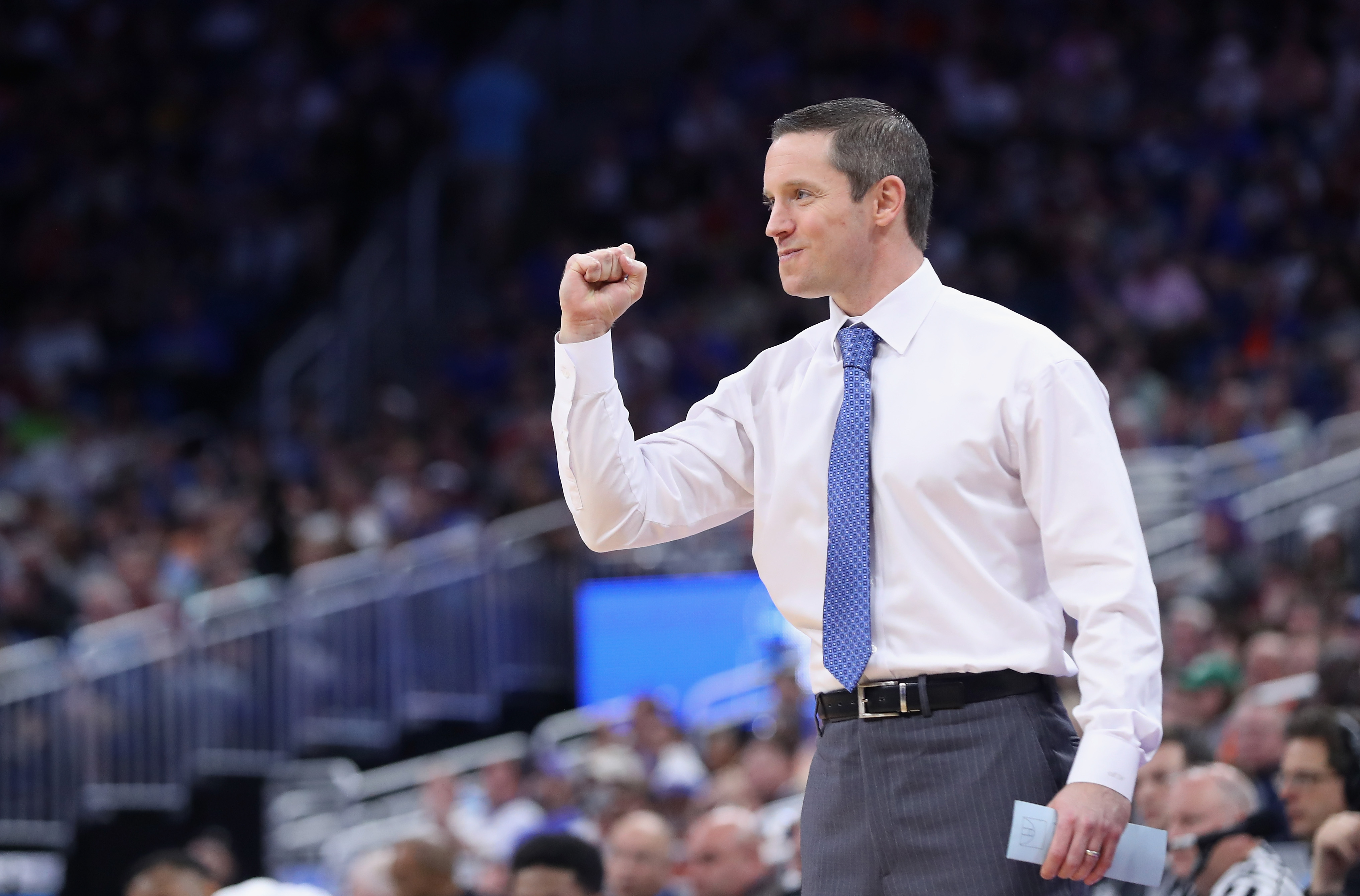 NCAA Basketball Tournament - Second Round - Virginia v Florida