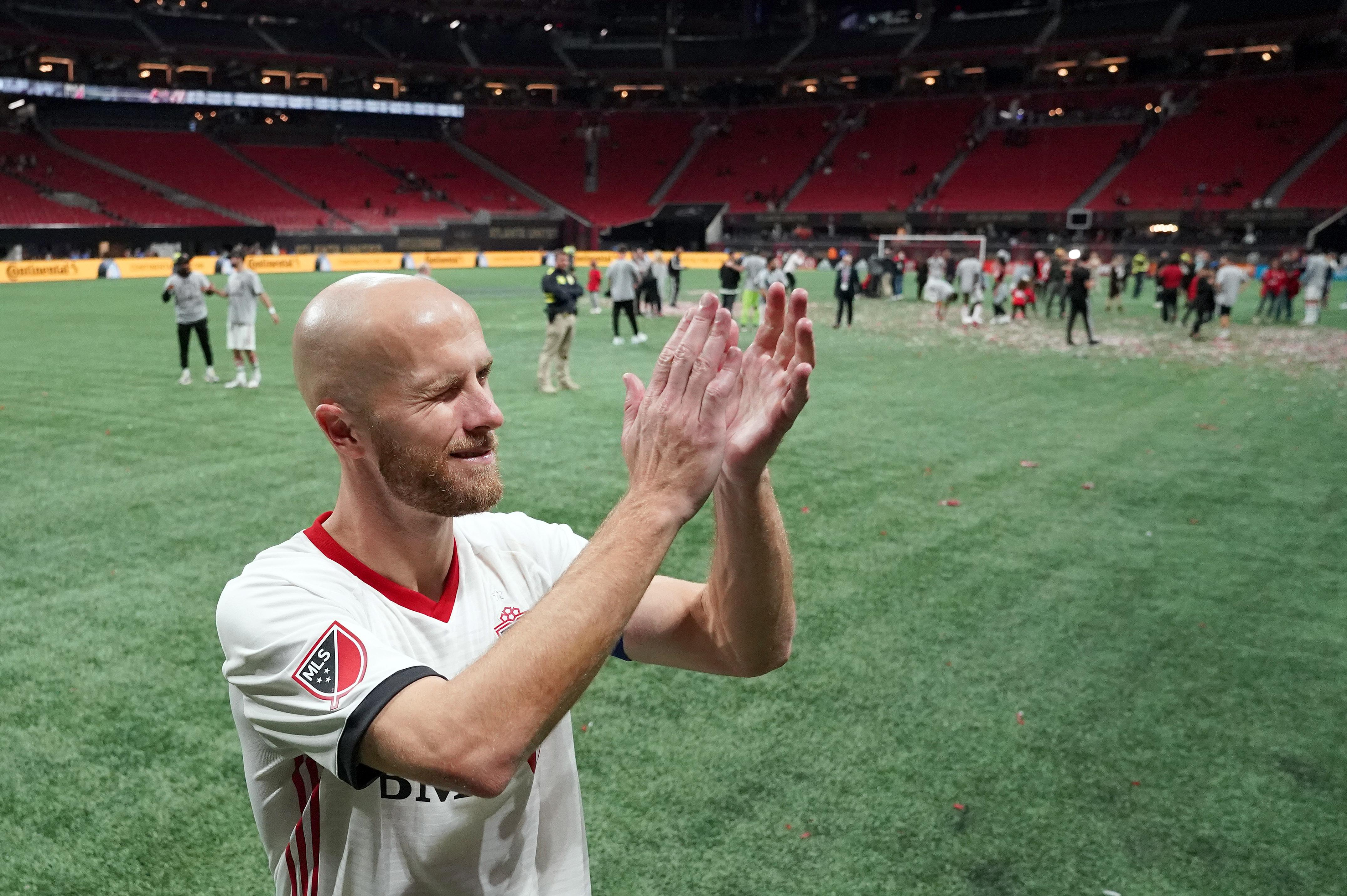 MLS: MLS Cup Conference Finals-Toronto FC at Atlanta United FC