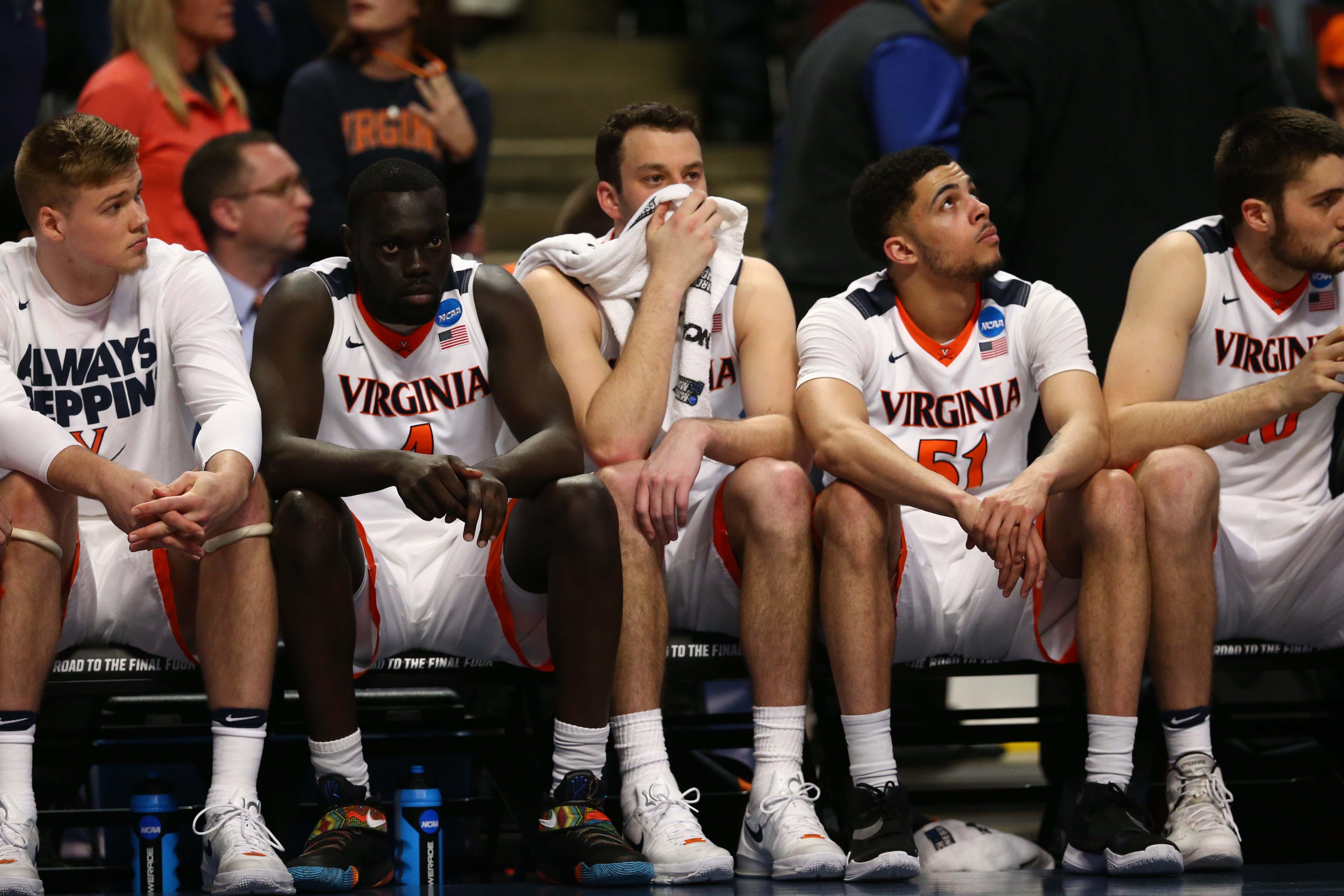 Syracuse basketball vs. Virginia