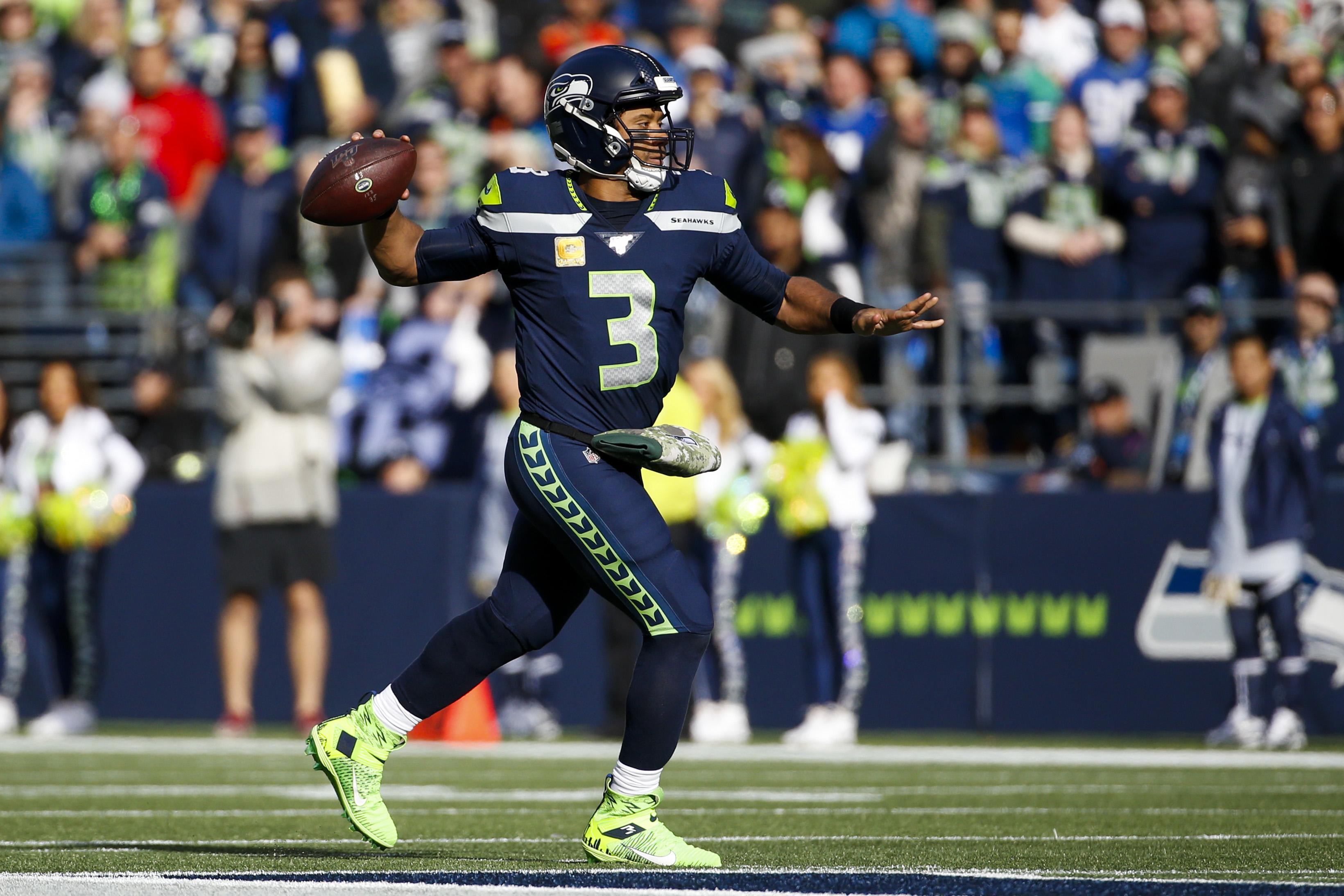 NFL: Tampa Bay Buccaneers at Seattle Seahawks