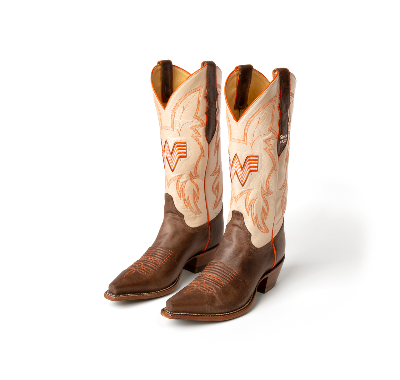 Whataburger's cowboy boots