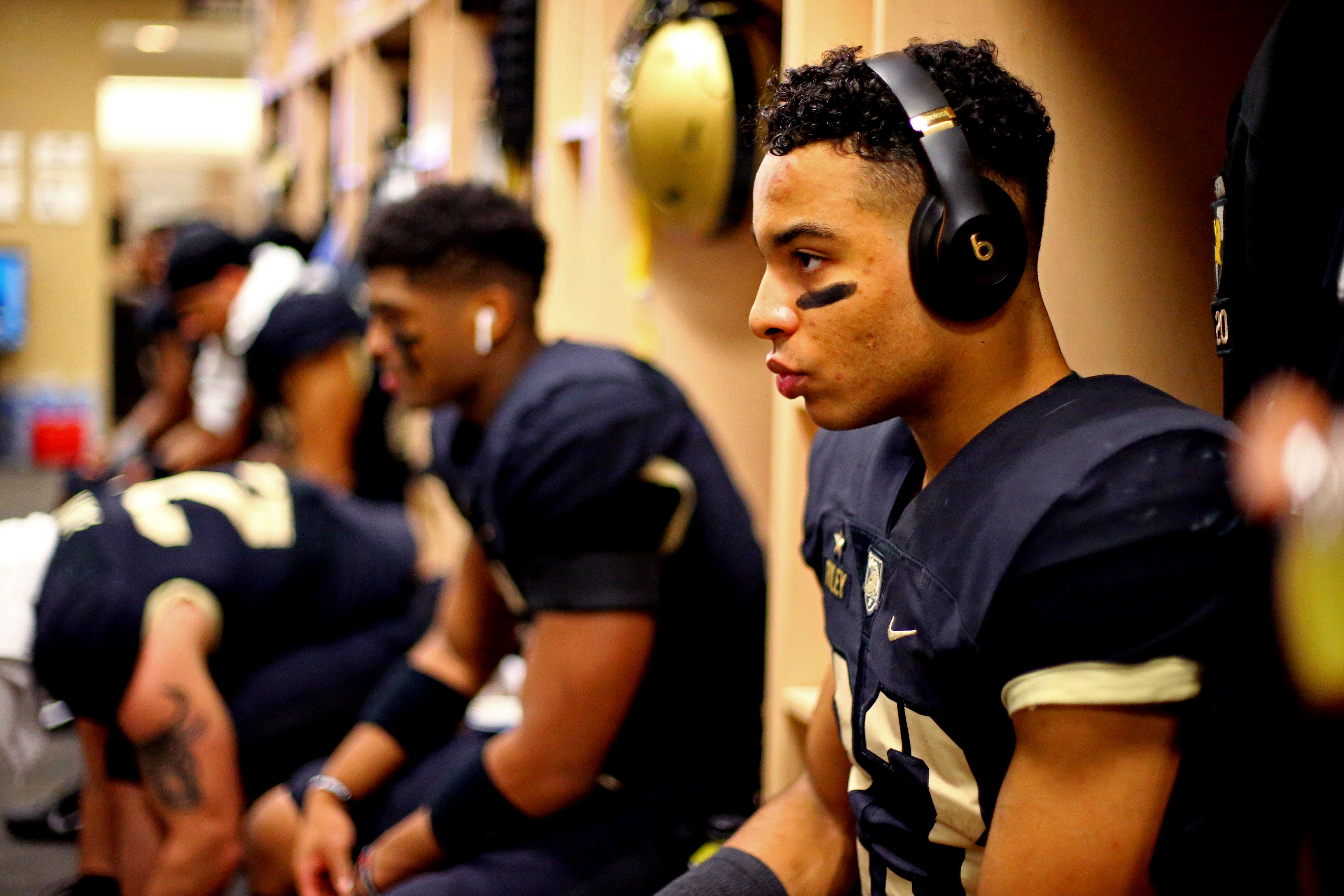 NCAA Football: San Jose State at Army