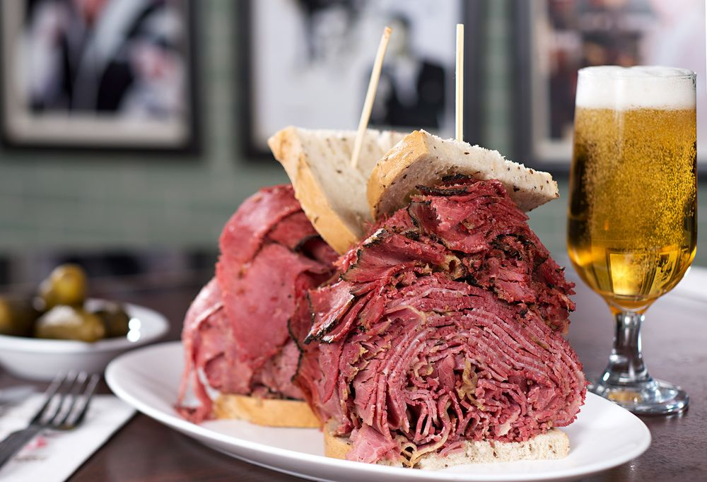 Say So Long to Sky-High Pastrami Sandwiches on the Strip