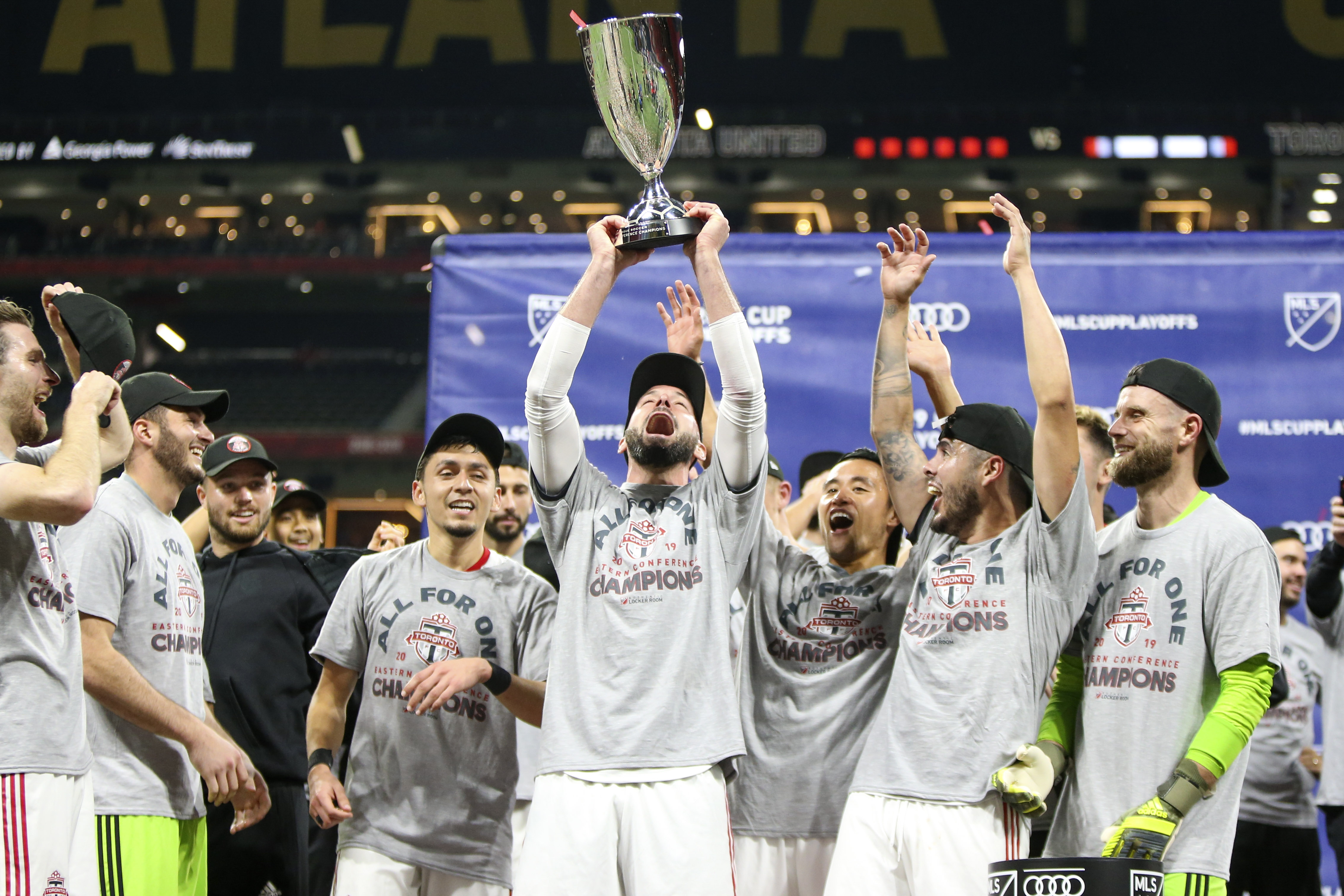 MLS:联盟杯决赛,多伦多FC在亚特兰大联队