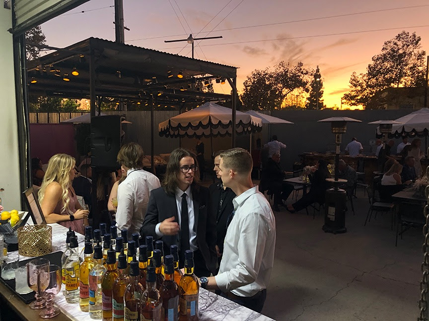ABC Shuts Down Orange County Craft Distillery for 25 Days for Violating 1.5 Ounce Serving Limit