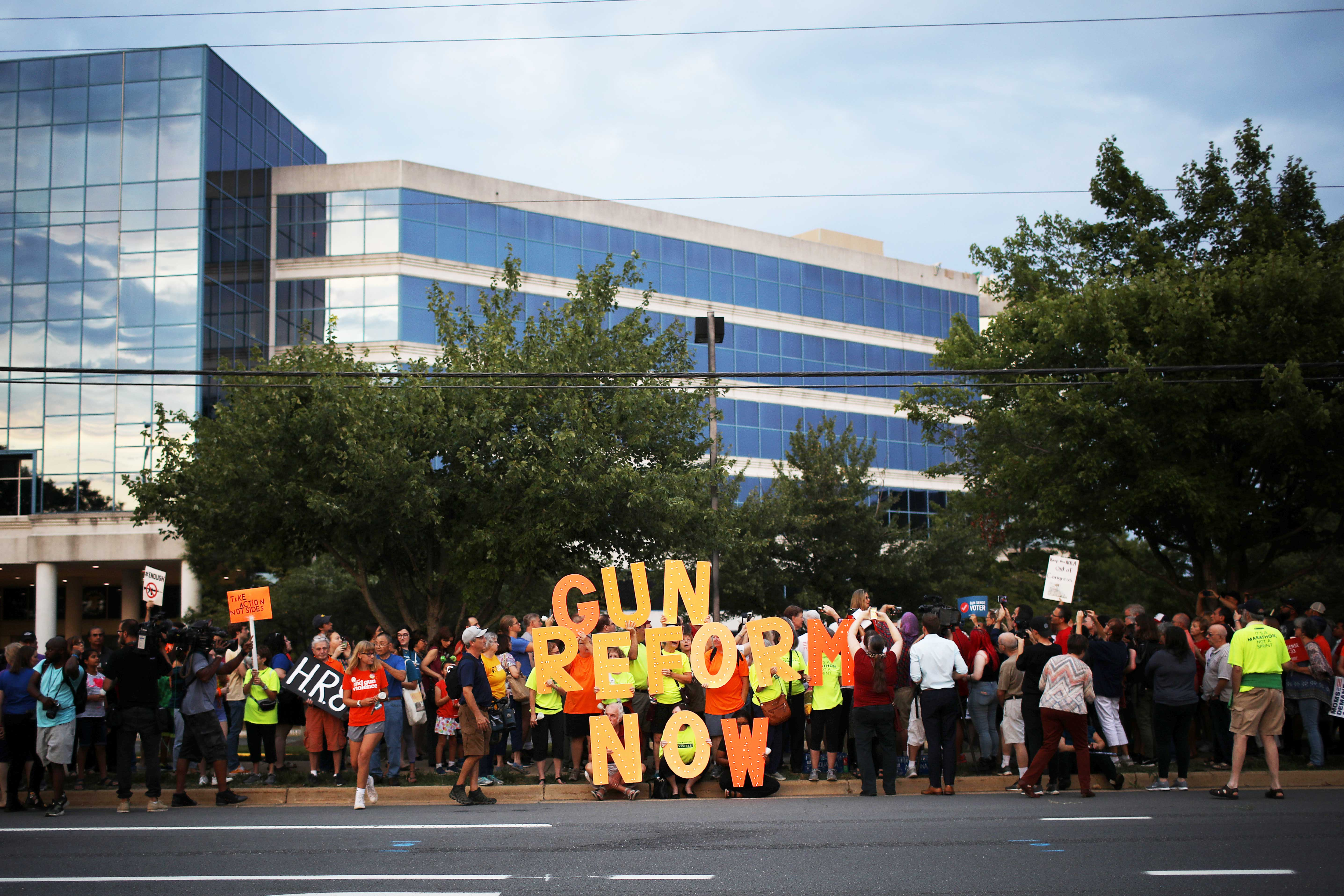 The NRA's big loss in Virginia, explained