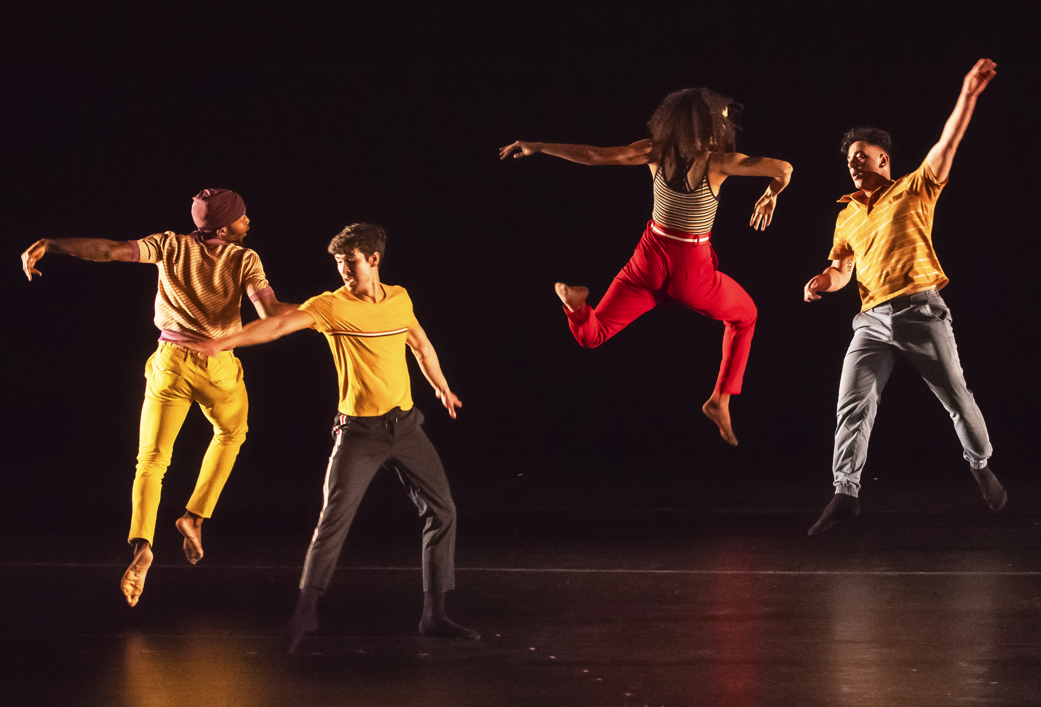 """Julia Rhoads """"Rink Life"""" blends dance, dialogue, storytelling and music along with the visual aesthetics of 1970s roller rink culture."""