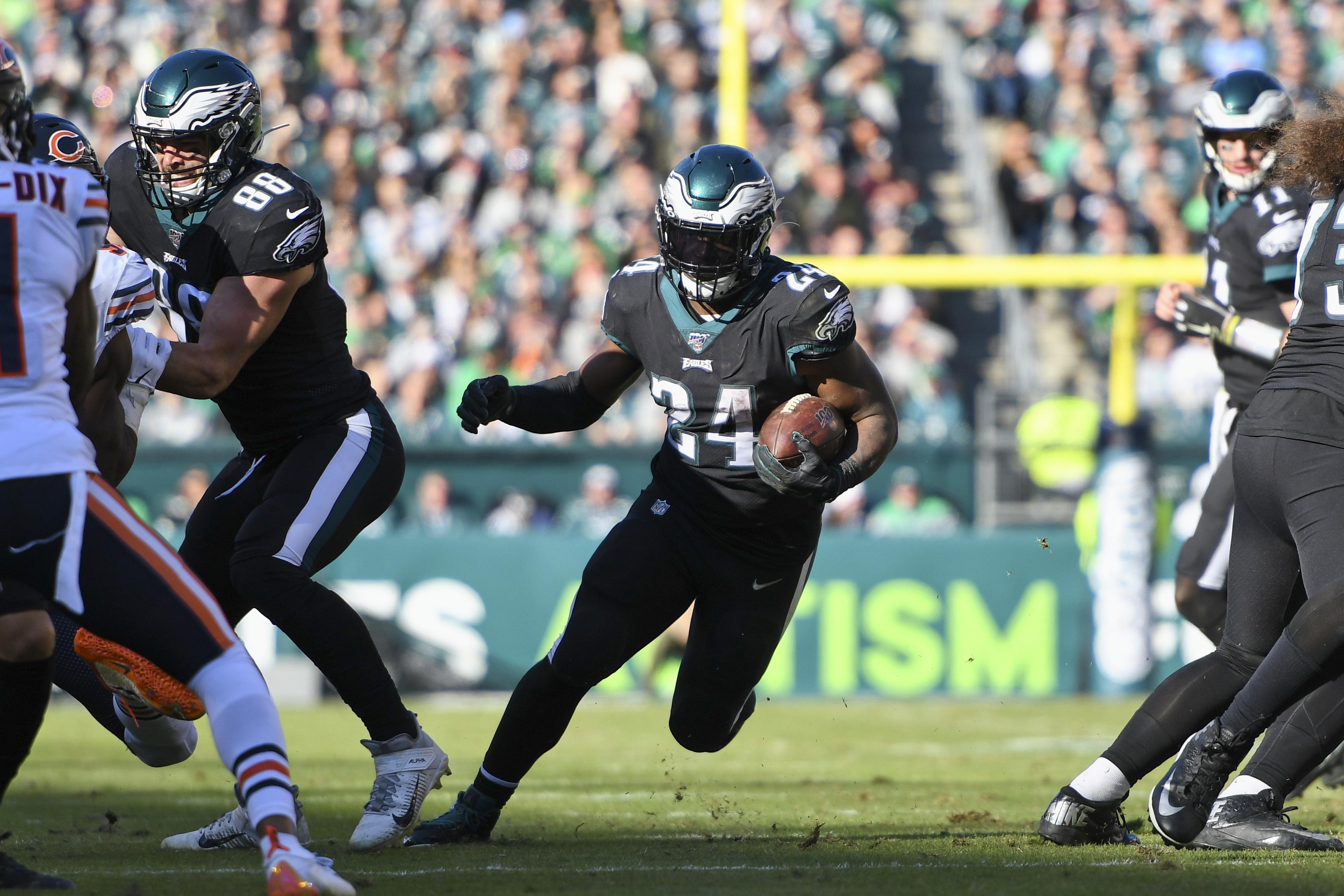 NFL: NOV 03 Bears at Eagles