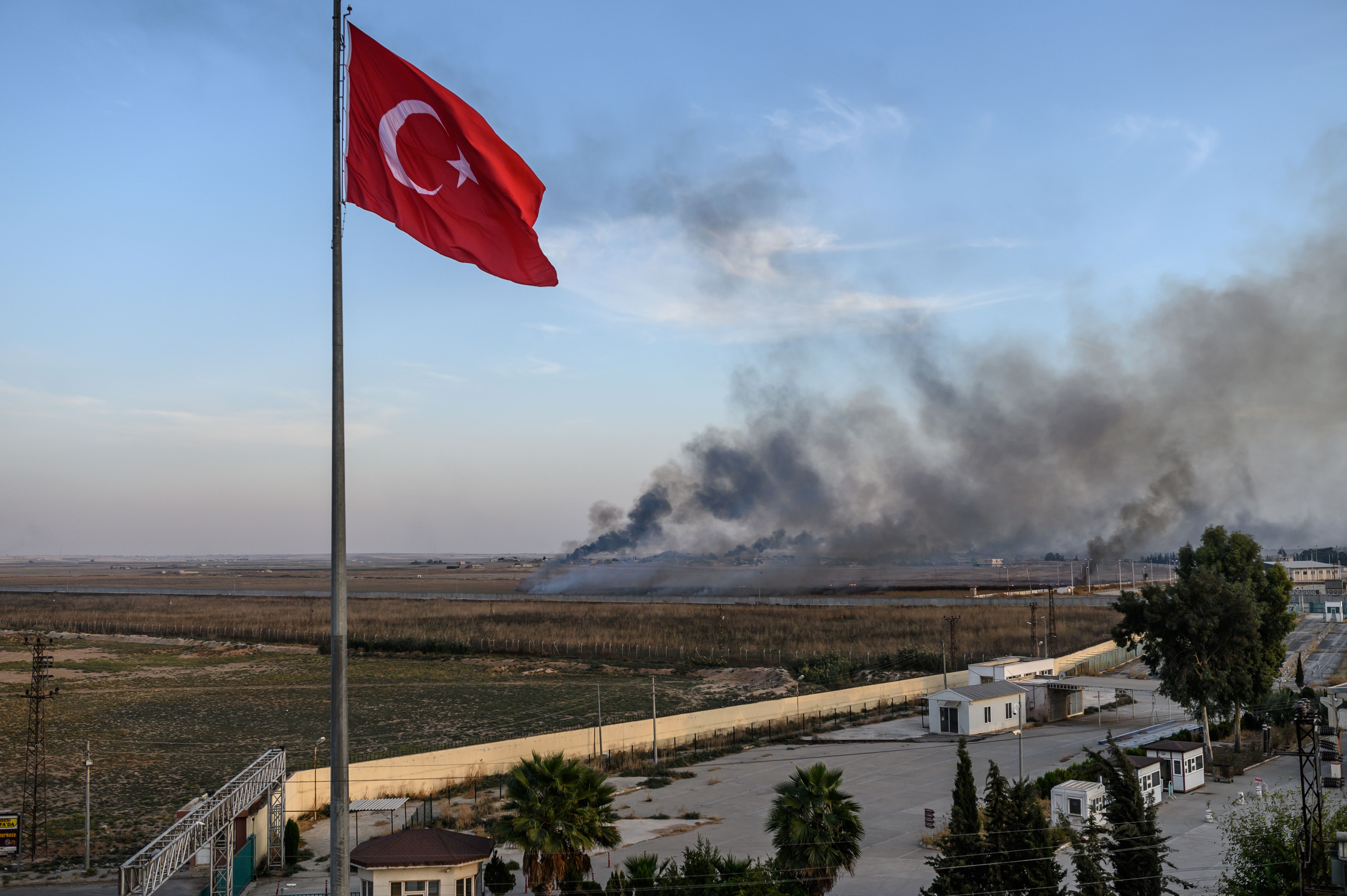 """Turkey wants to send Syrian refugees to the new """"safe zone."""" Some refugees are terrified."""