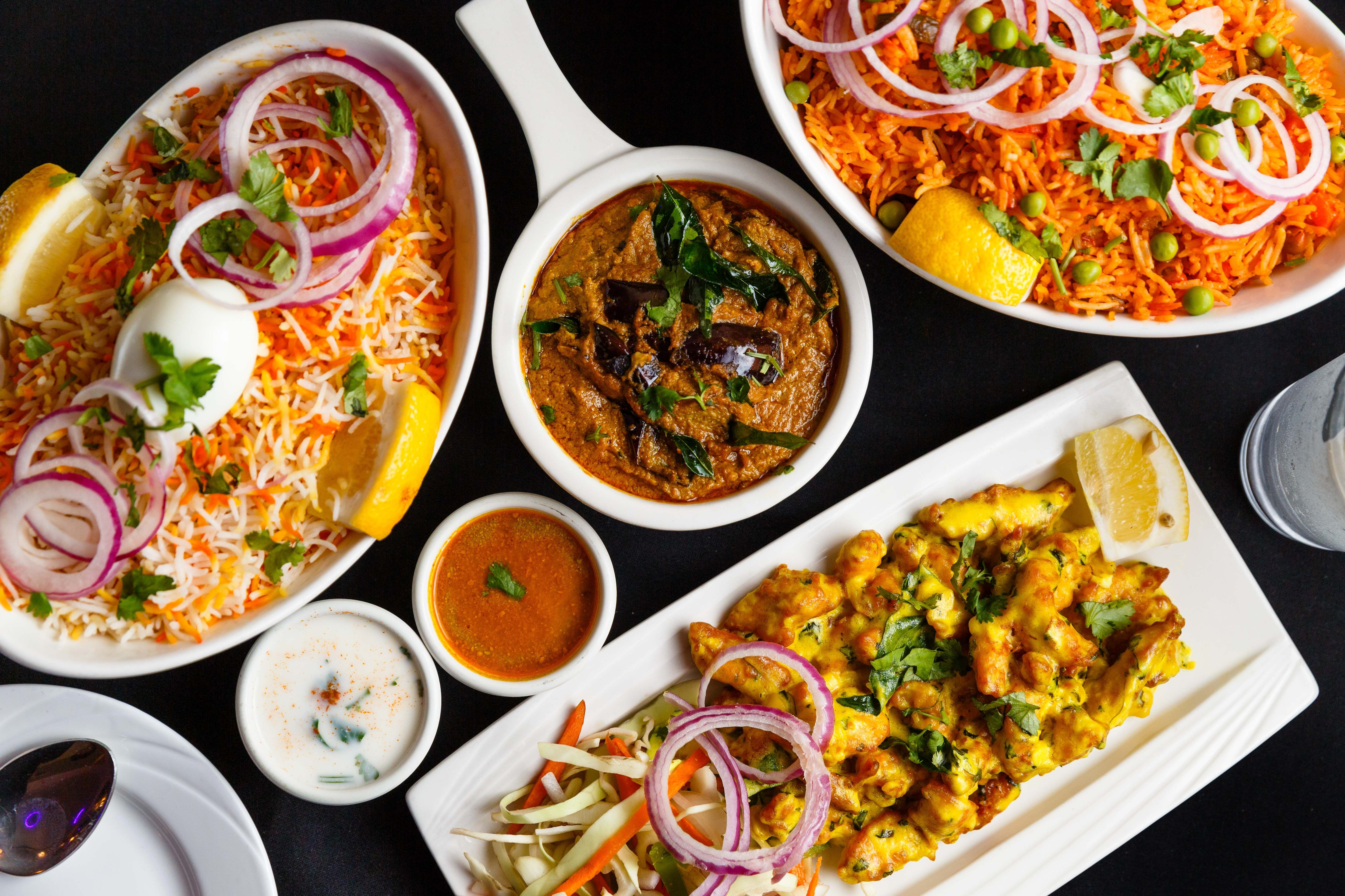 A Breathtaking Treasure Trove of Biryani Cements a Jersey City Newcomer as a Star