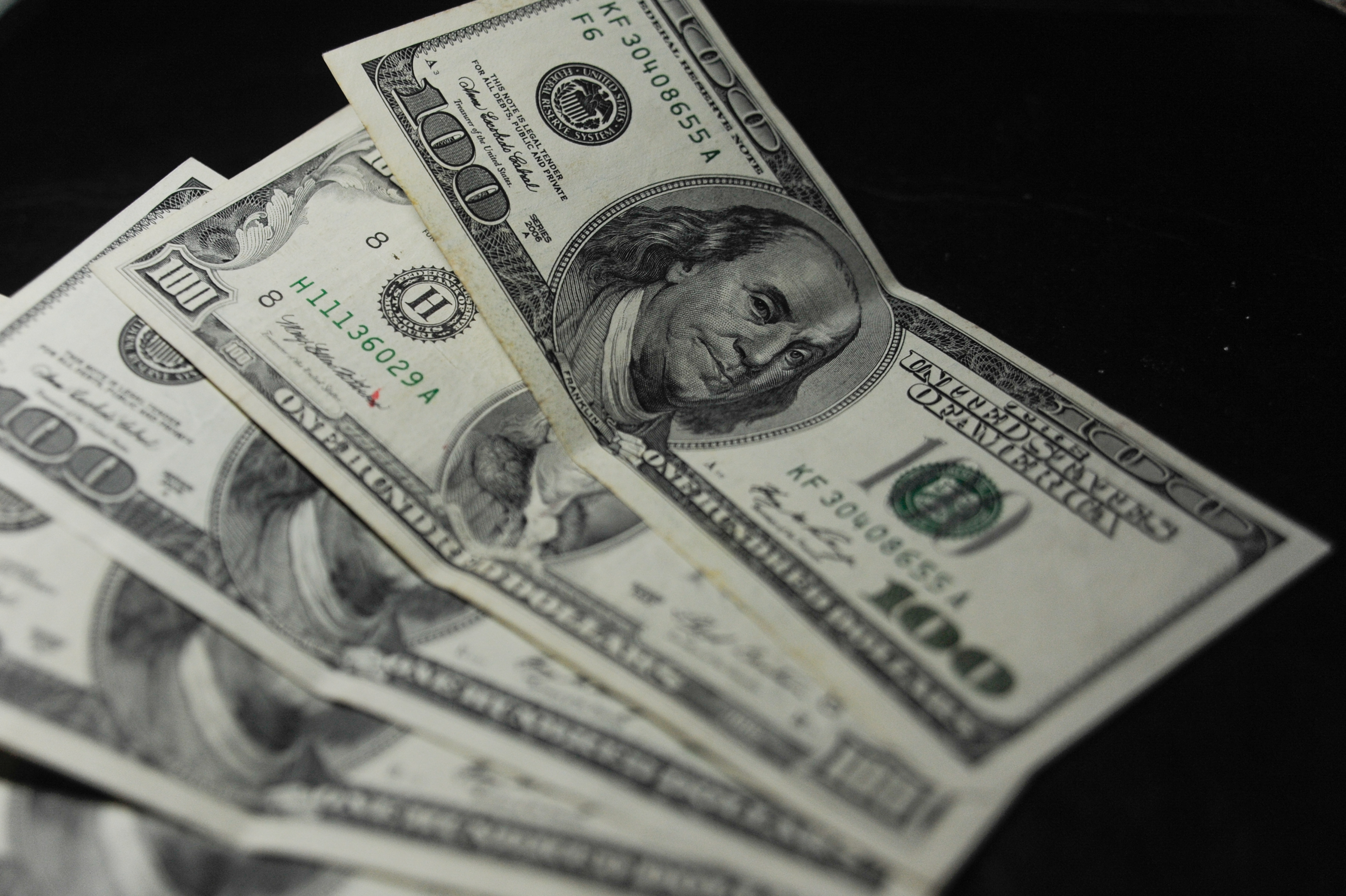 Dollar Exchange In Buenos Aires, Argentina
