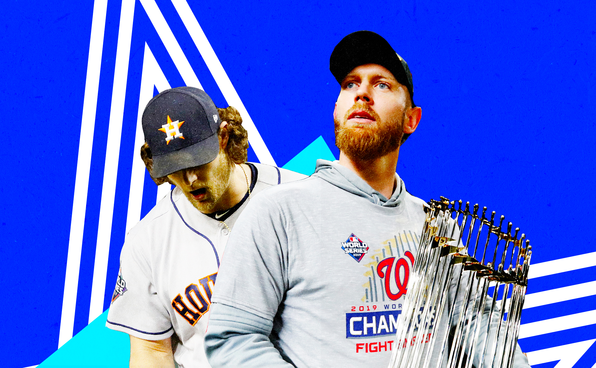 Gerrit Cole and Stephen Strasburg were the best two pitchers this postseason, and now are the best two pitchers on the MLB free agent market. They are poised to cash in this offseason.