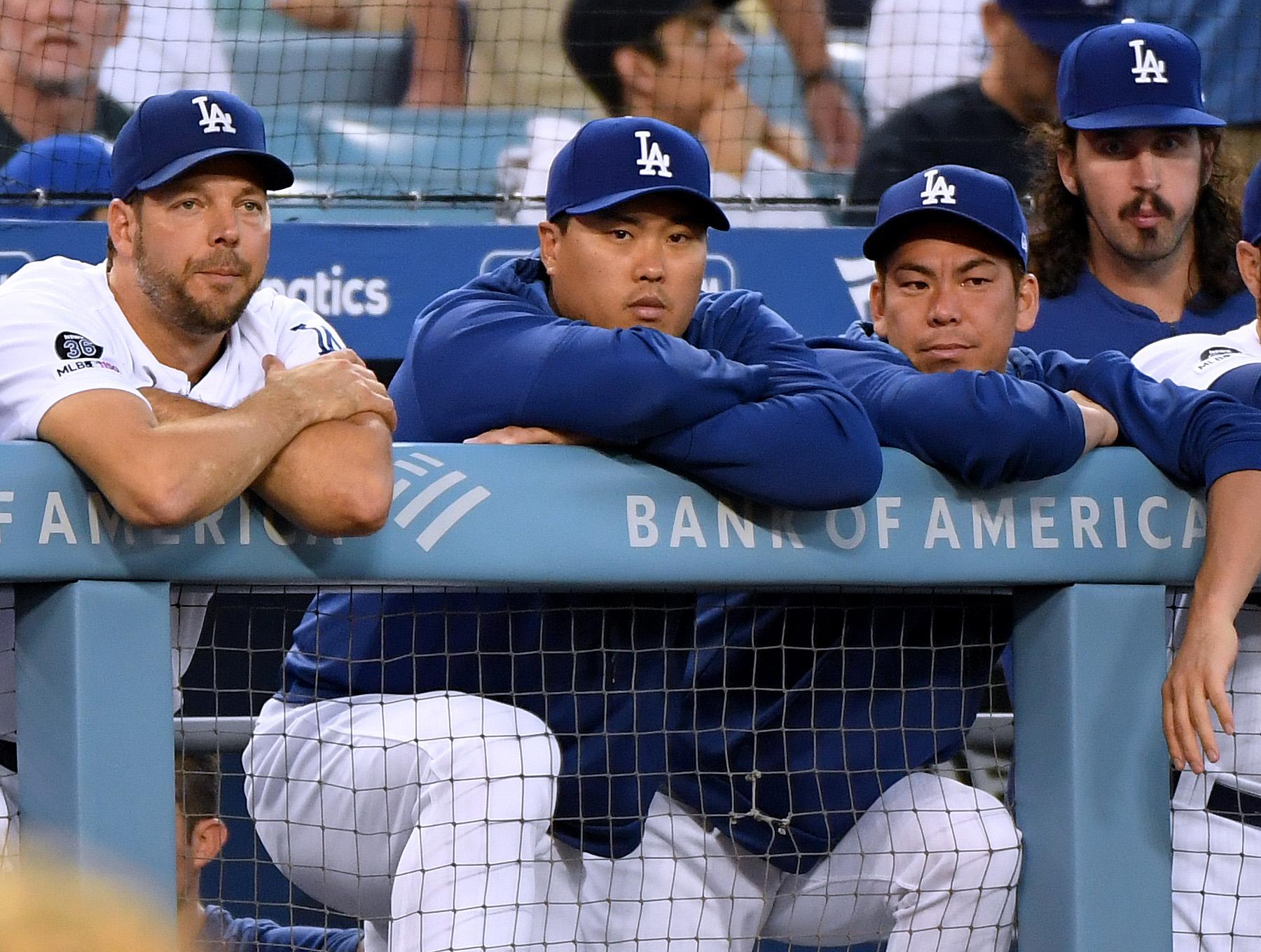 Toronto Blue Jays v Los Angeles Dodgers