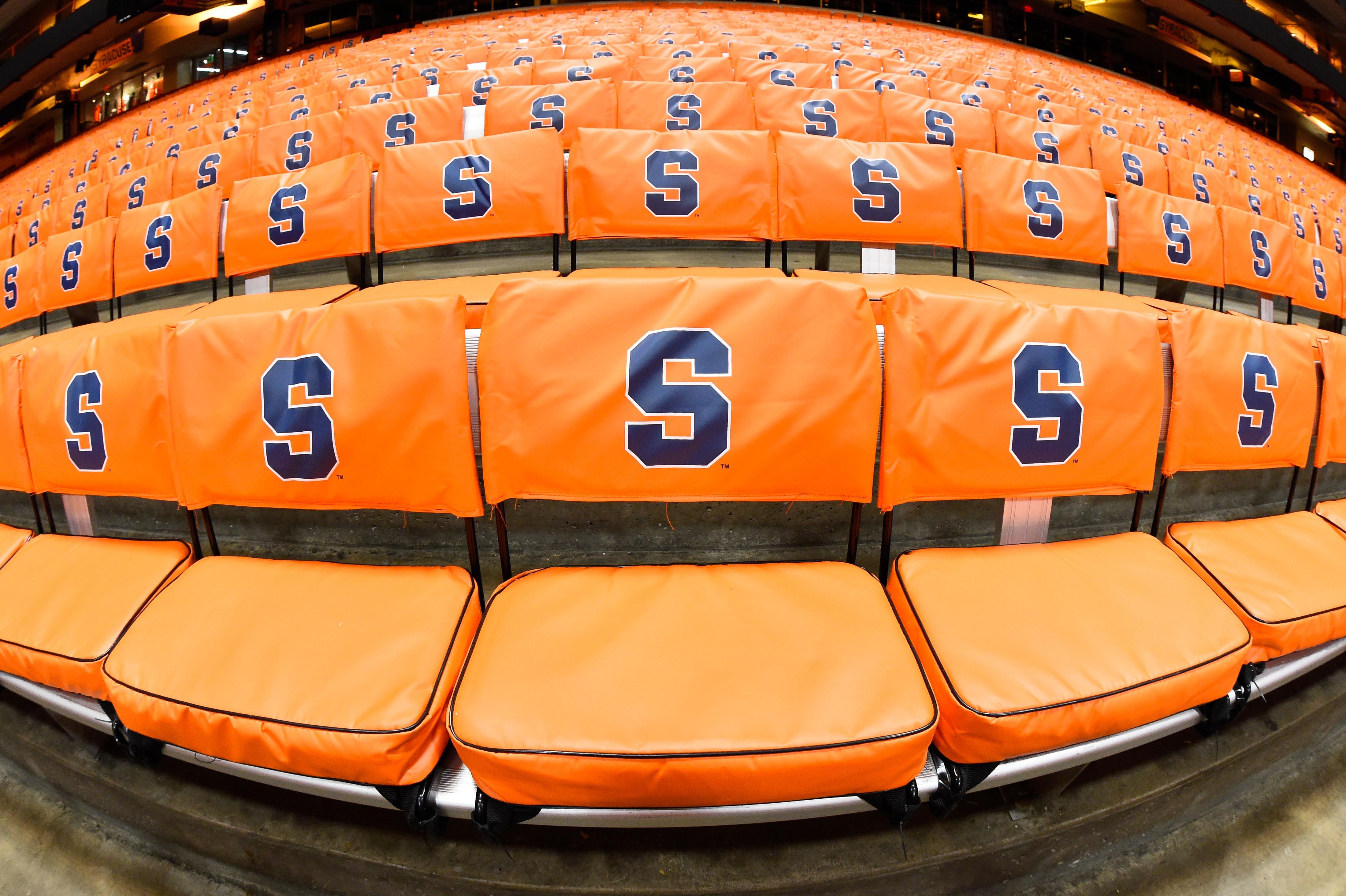 NCAA Basketball: South Carolina State at Syracuse