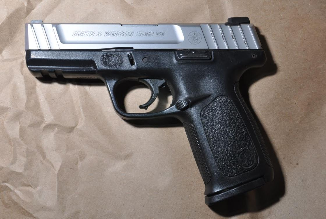 An Evanston man was charged with illegally having a loaded gun in his car during a traffic stop Nov. 4, 2019, in the 7500 block of North Western Avenue.