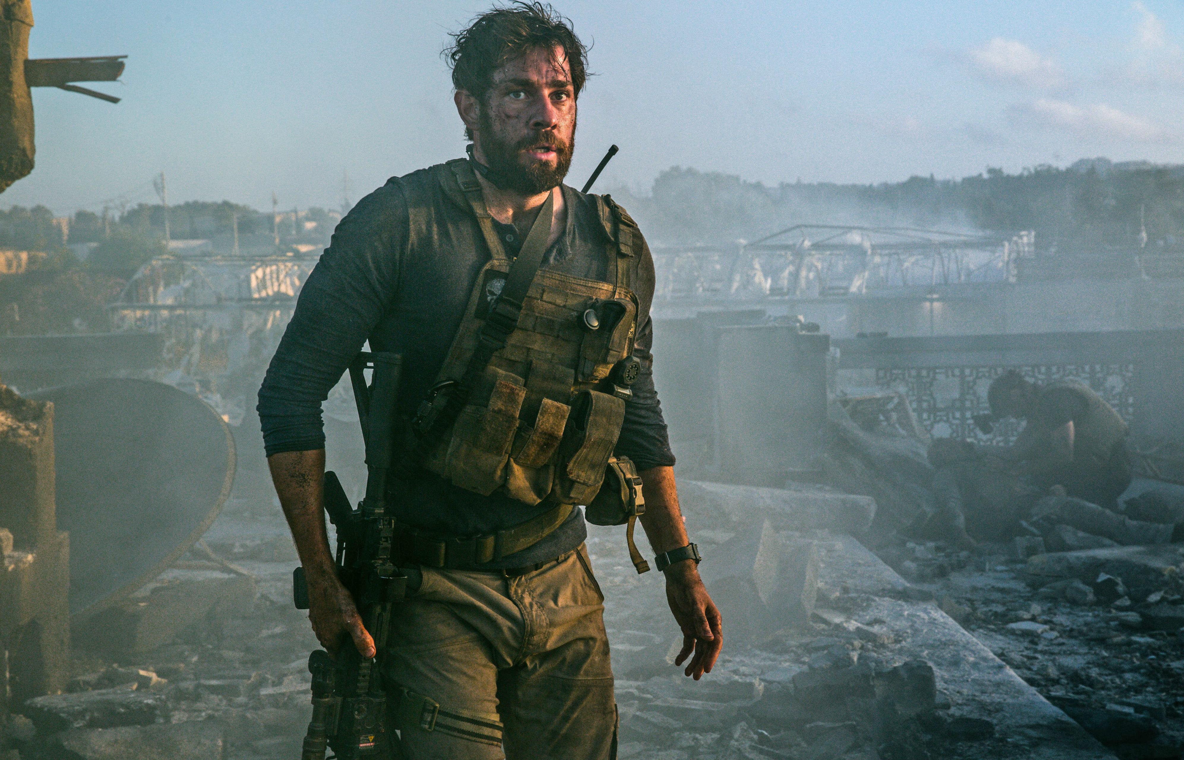 Tom Clancy's Jack Ryan, here portrayed by John Krasinski