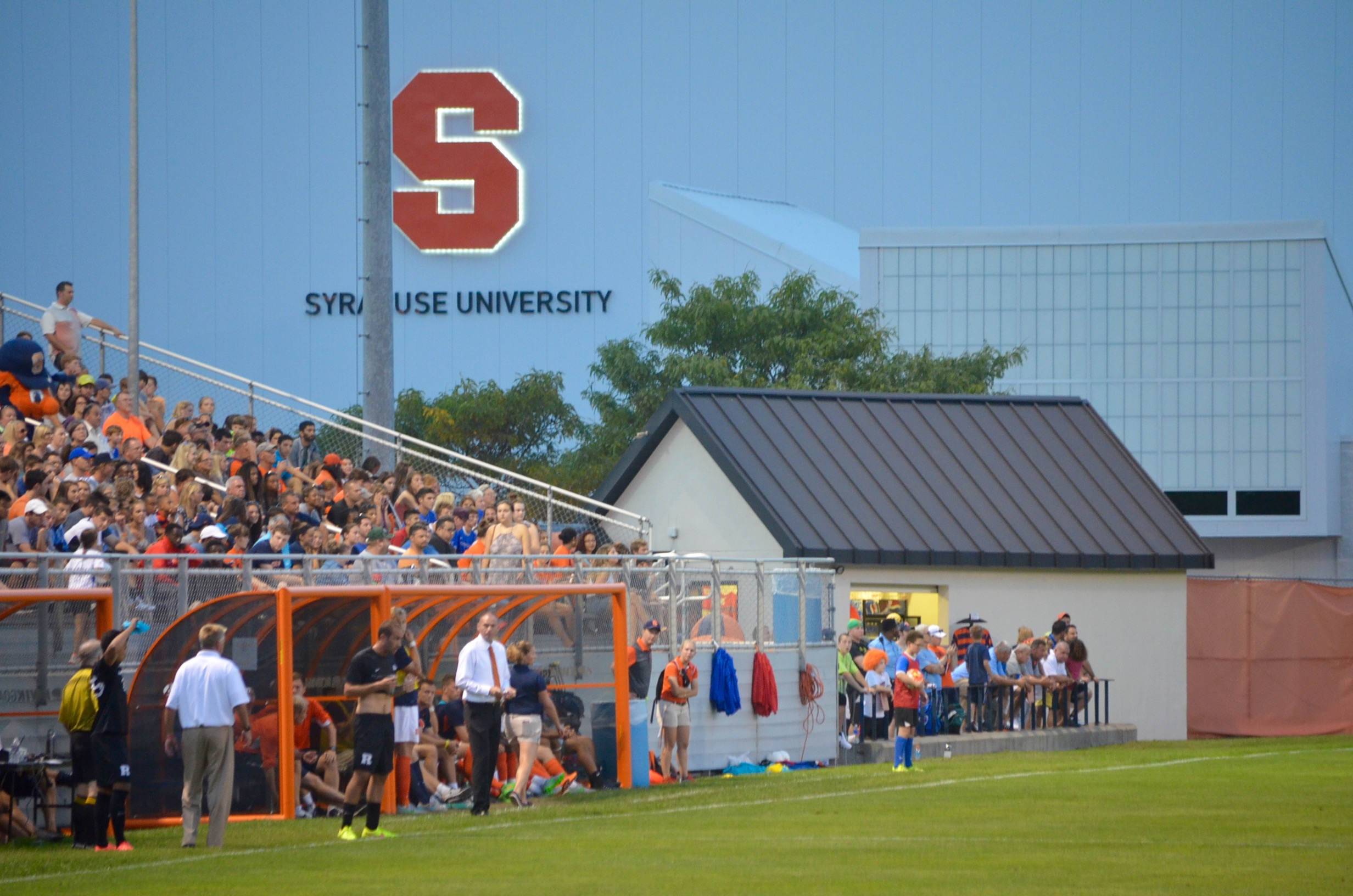 Syracuse Men's Soccer takes on Rutgers