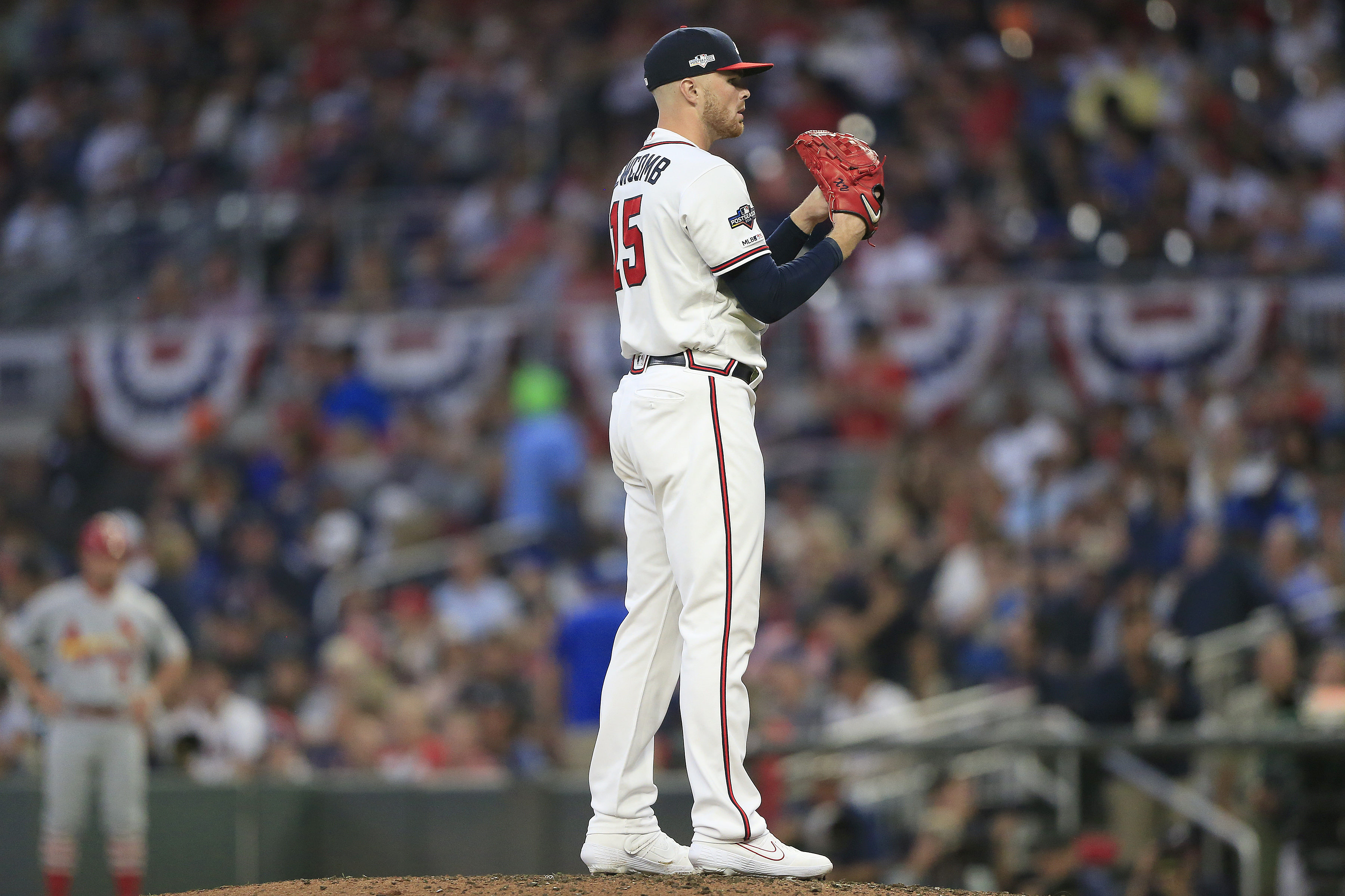 MLB: OCT 09 NLDS - Cardinals at Braves