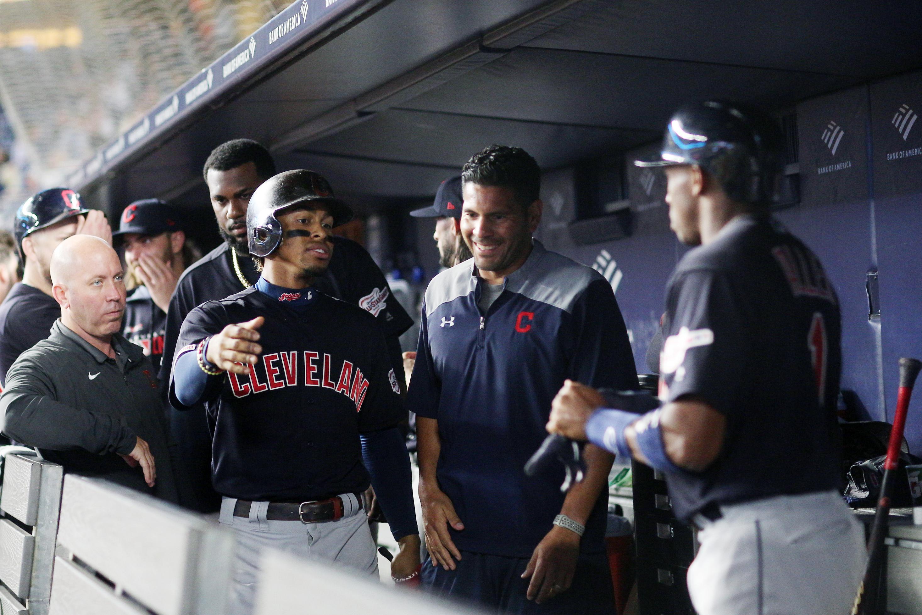 Cleveland Indians v. New York Yankees