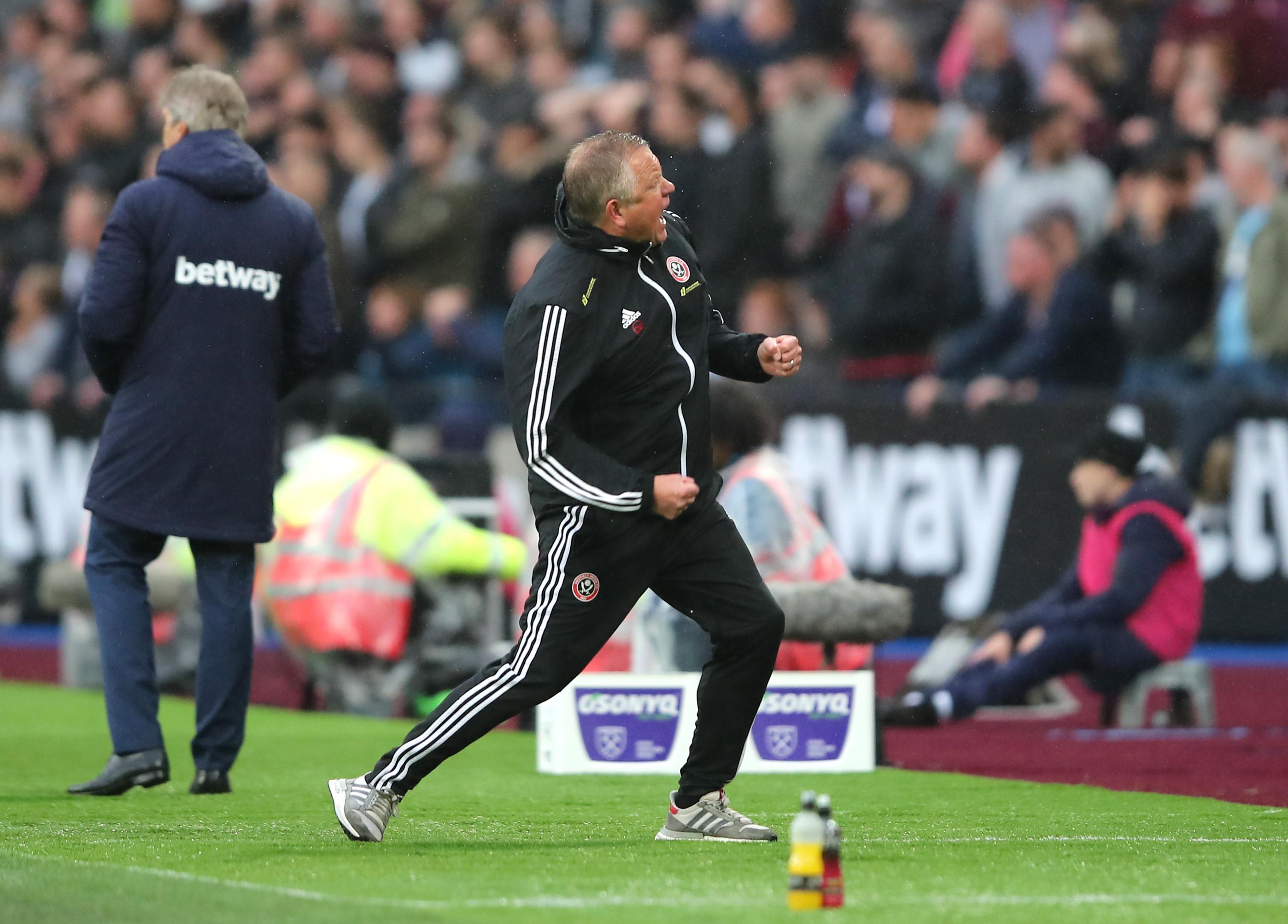 West Ham United v Sheffield United - Premier League