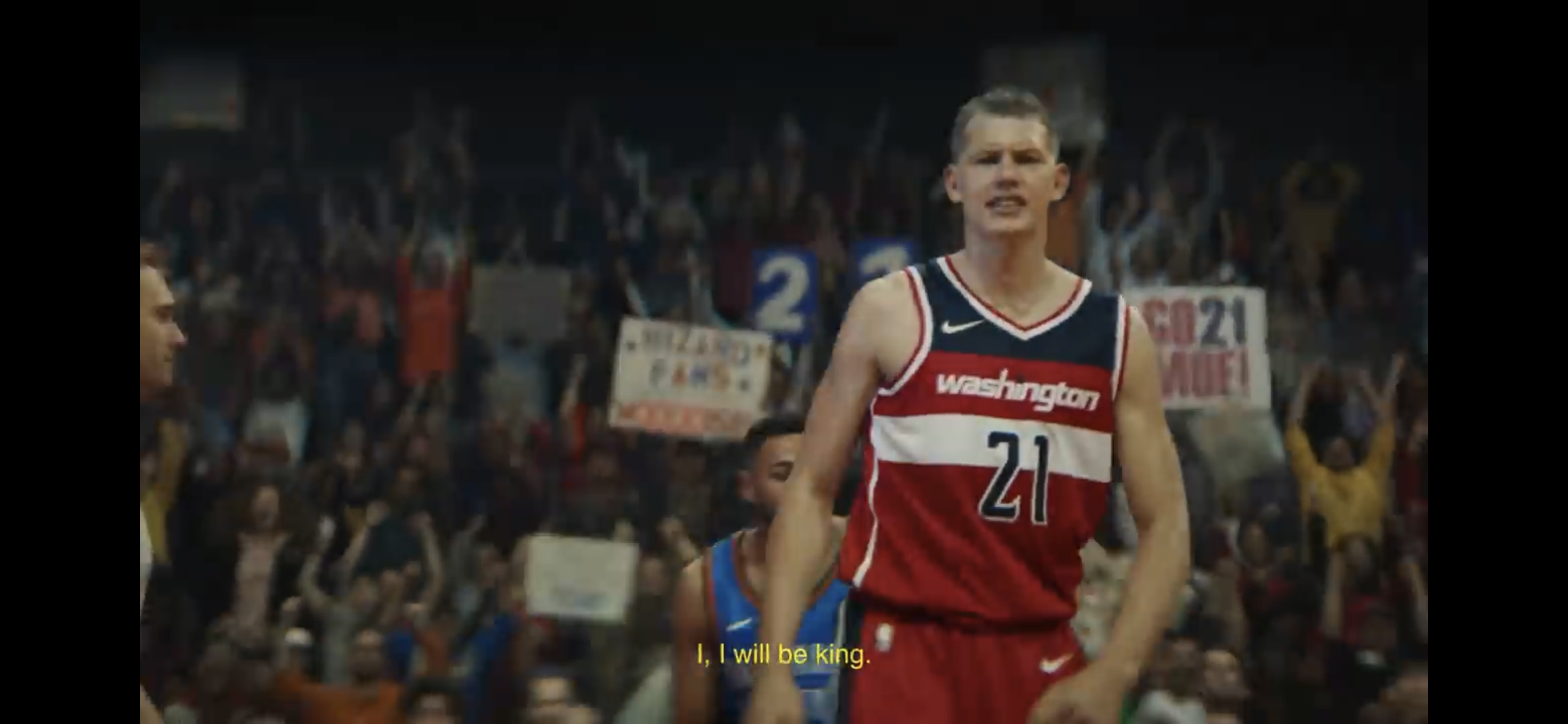 Moritz Wagner Nike Germany ad