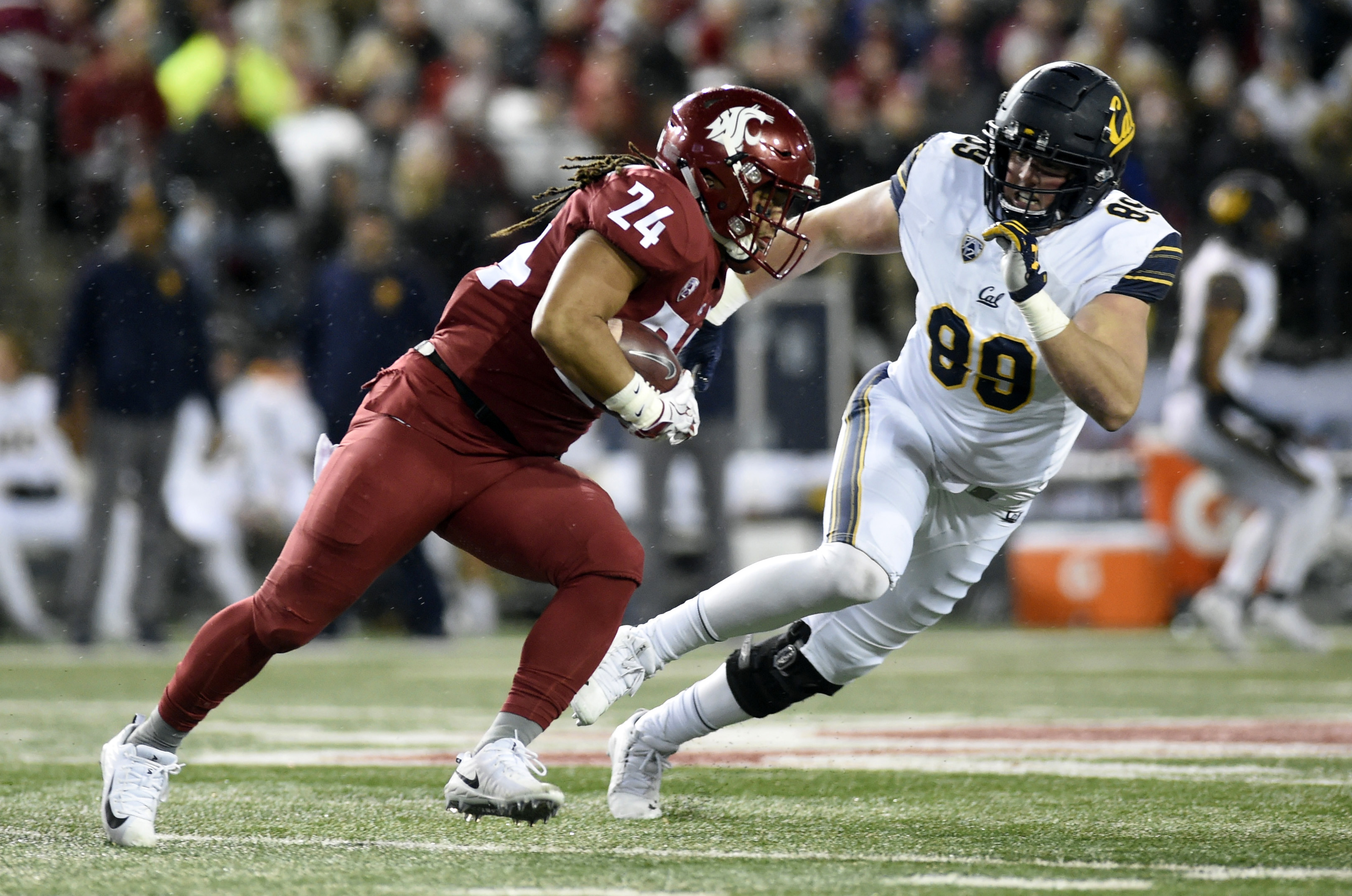 NCAA Football: California at Washington State