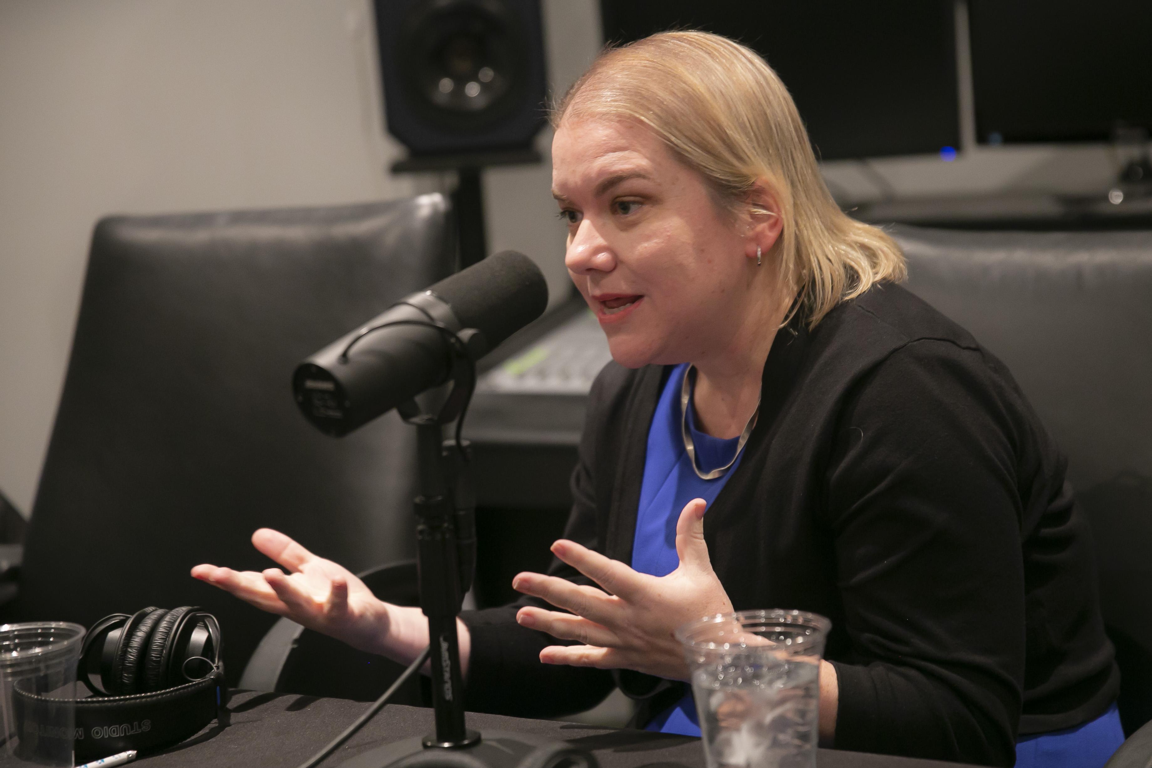 Dr. Allison Arwady