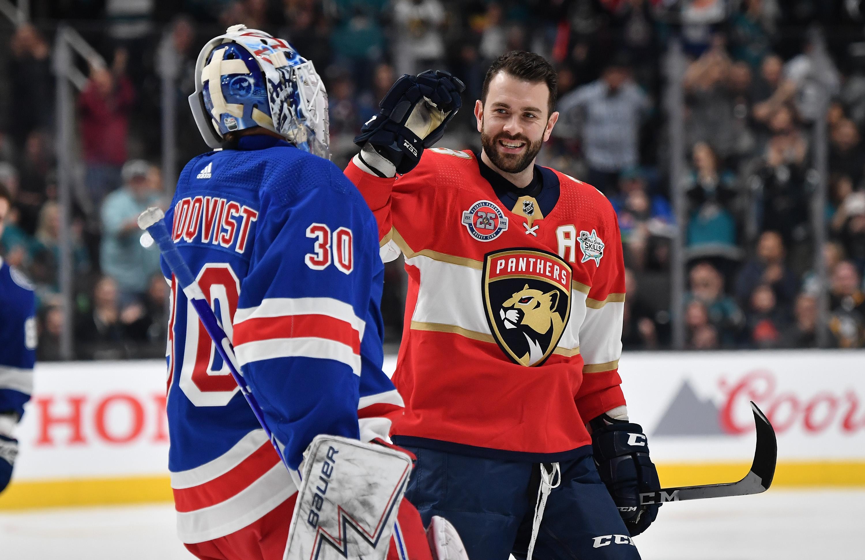 2019 SAP NHL All-Star Skills - Save Streak