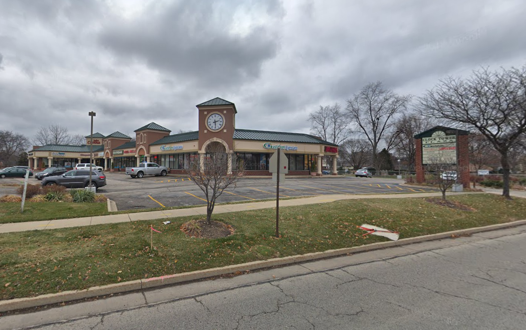 A man has been charged with robbing a business Nov. 6, 2019, in the 100 block of West Northwest Highway in Palatine.