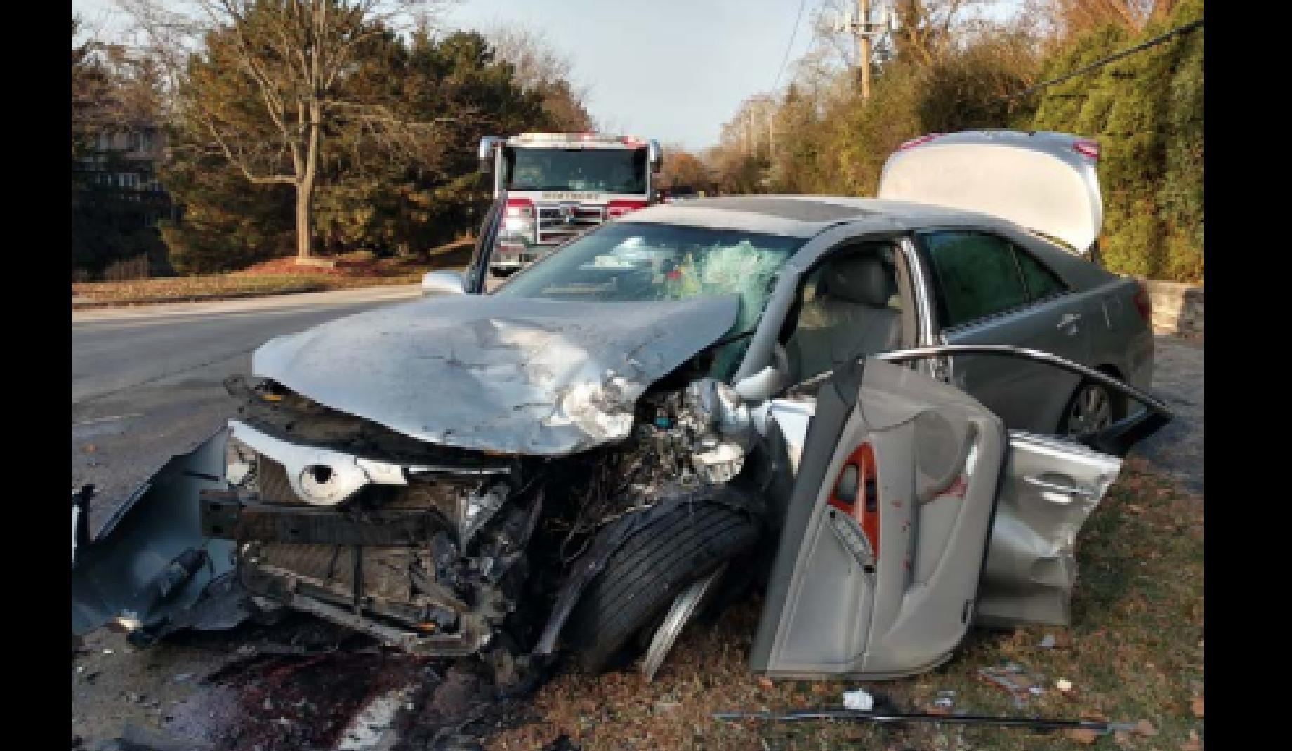 The driver of the Toyota, 78-year-old Florence Hsiao of Westmont, was taken to a hospital in critical condition Nov. 8, 2019 and later died.