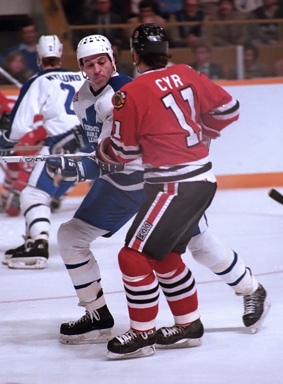 Chicago Black Hawks v Toronto Maple Leafs