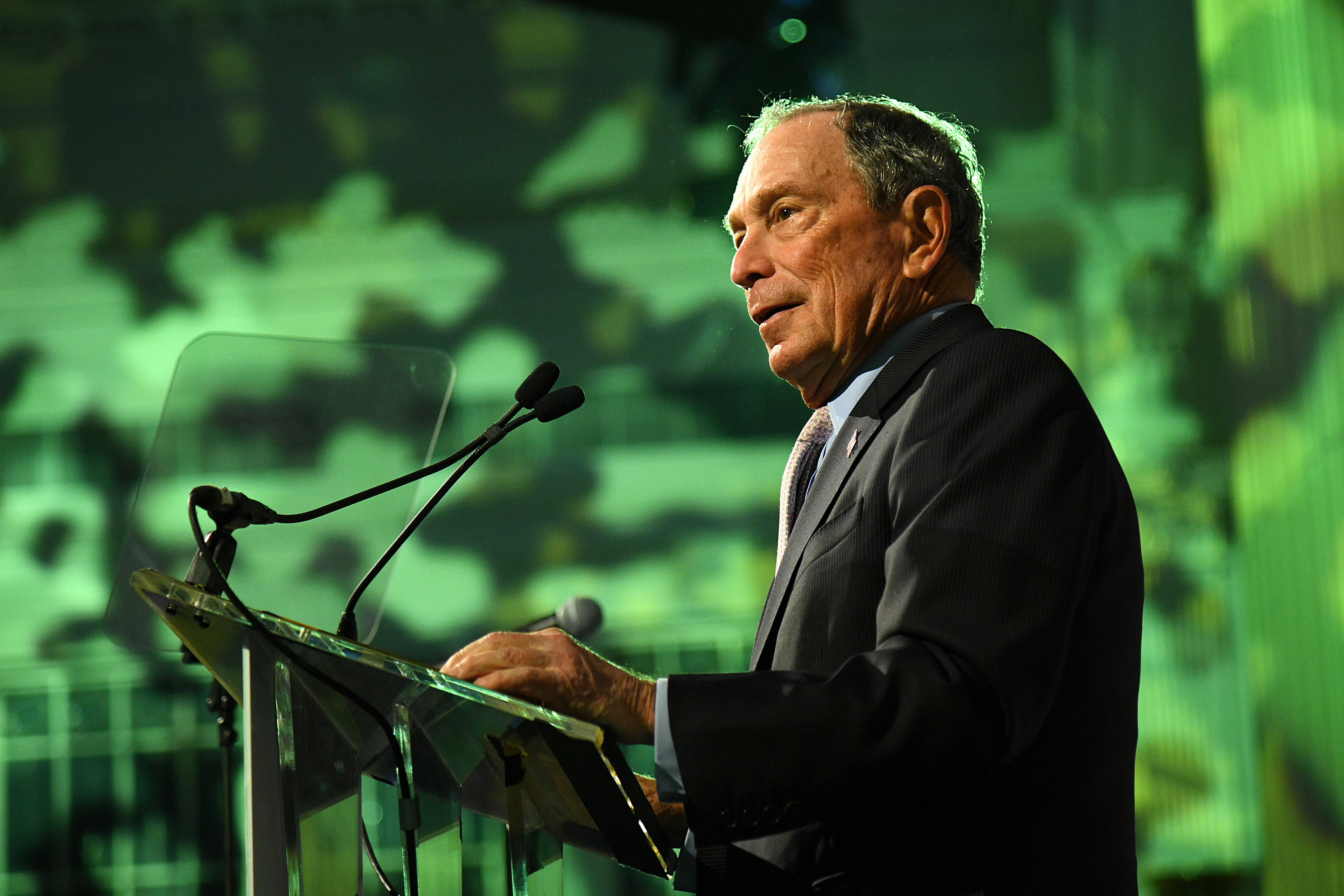 Democrats aren't sure Bloomberg should run for president. A new poll suggests voters aren't either.