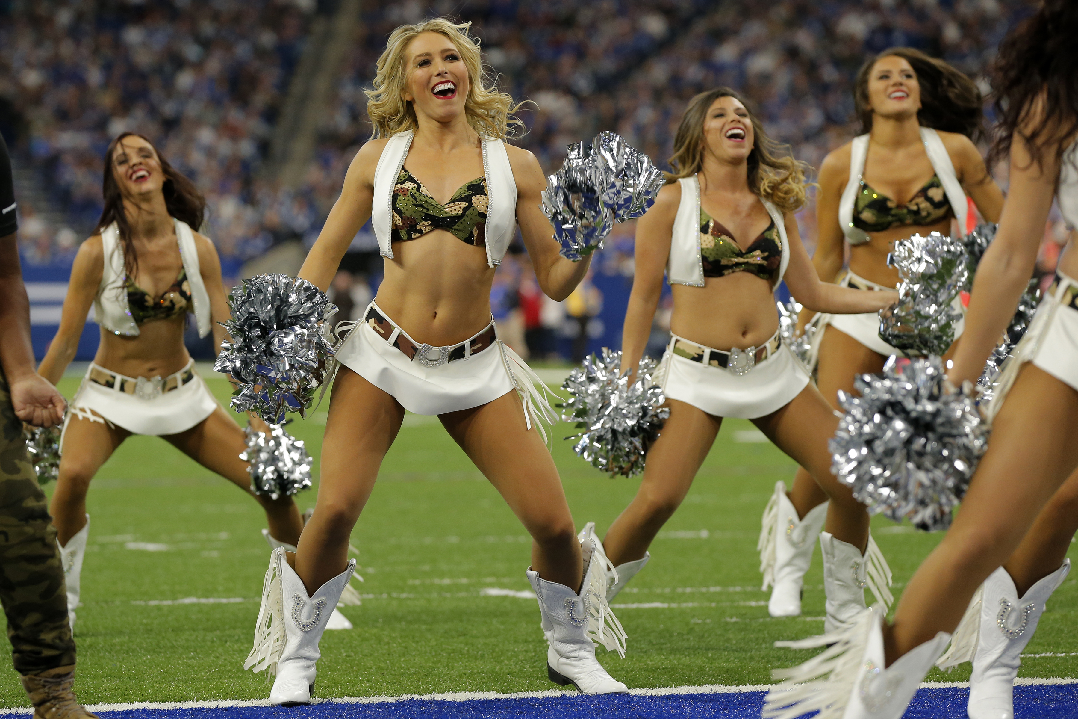 NFL: NOV 11 Jaguars at Colts