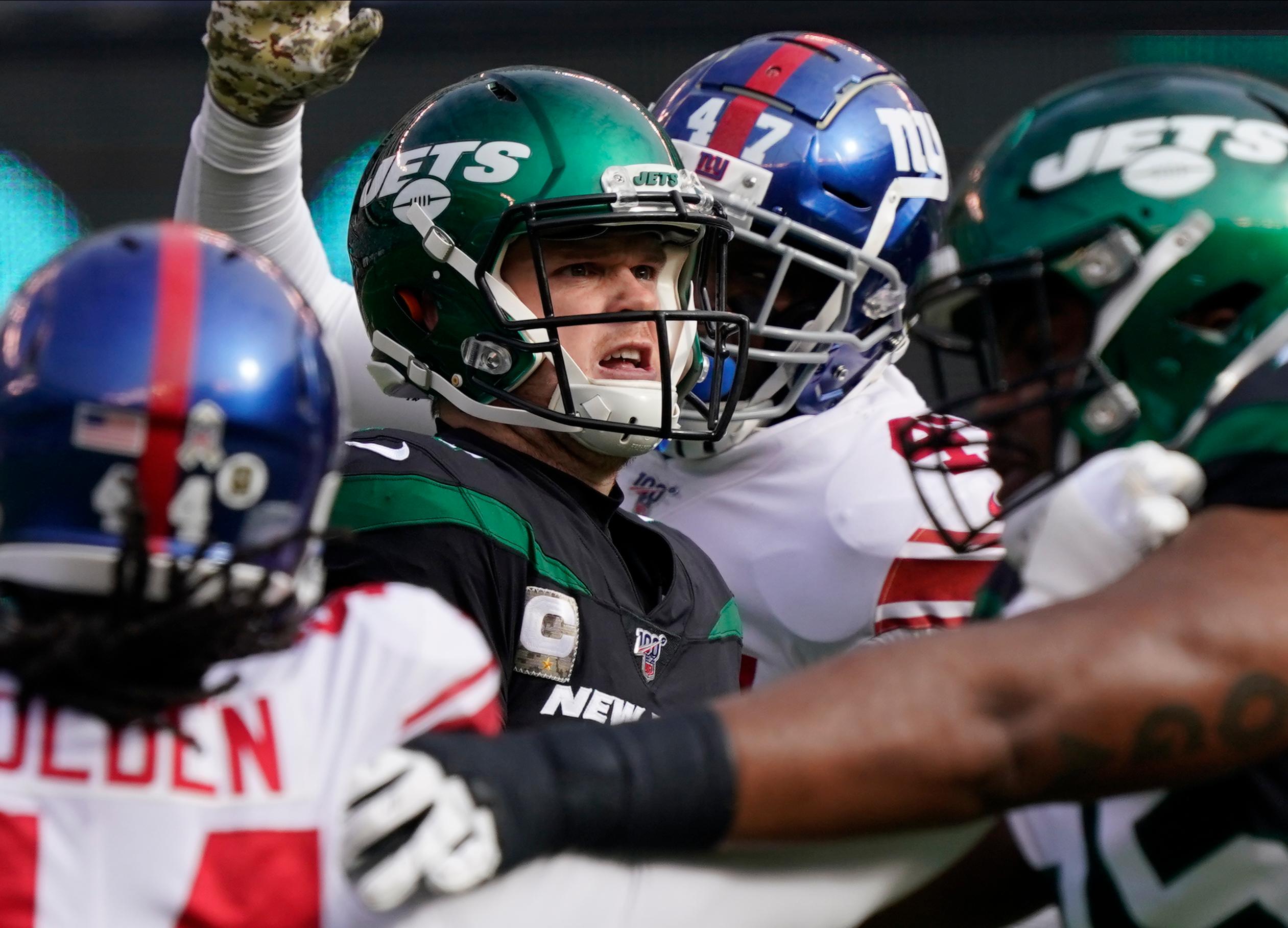 NFL: New York Giants at New York Jets