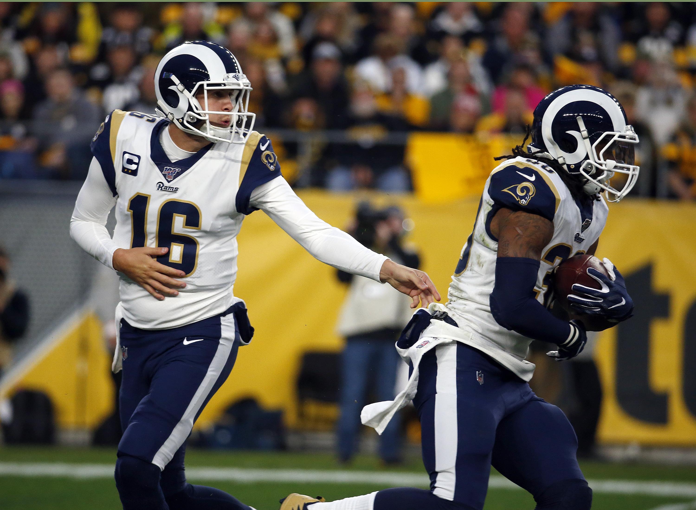 Los Angeles Rams v Pittsburgh Steelers