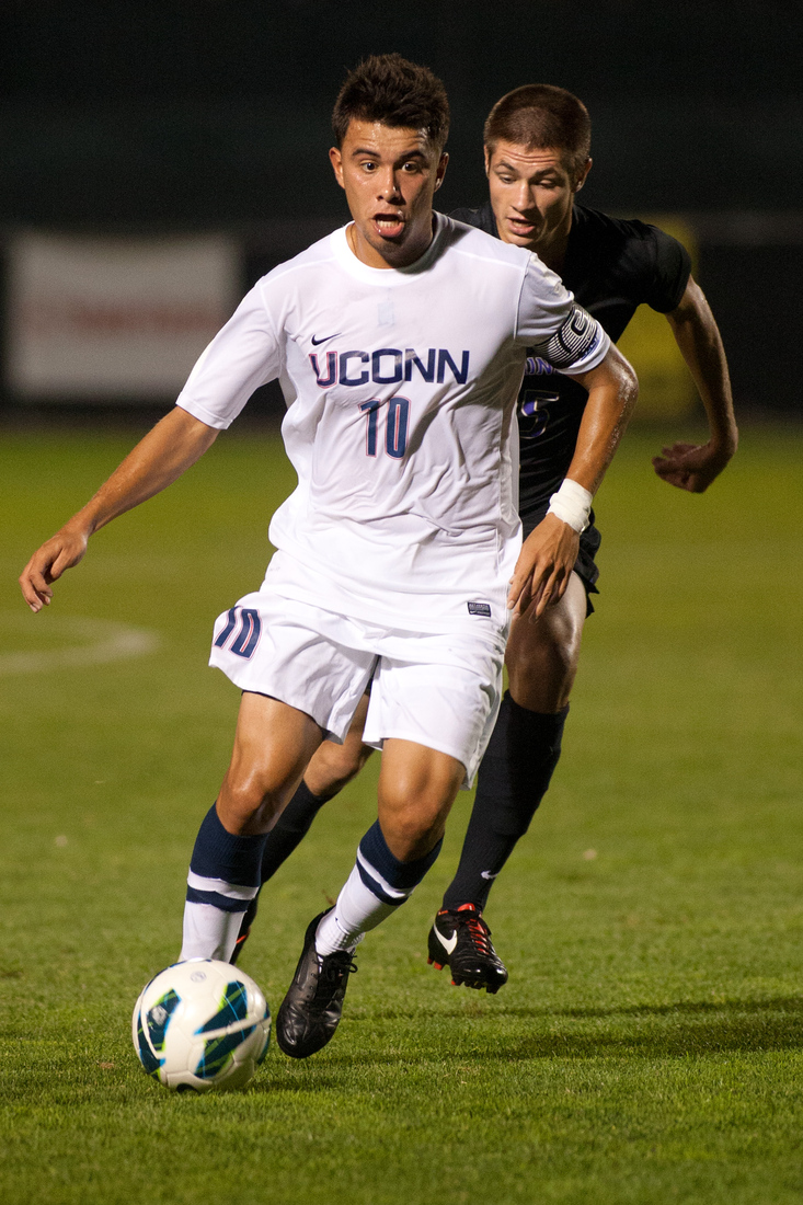 D.C. United would be very fortunate to get UConn attacking midfielder Carlos Alvarez, though he would be a great fit for the Black-and-Red.