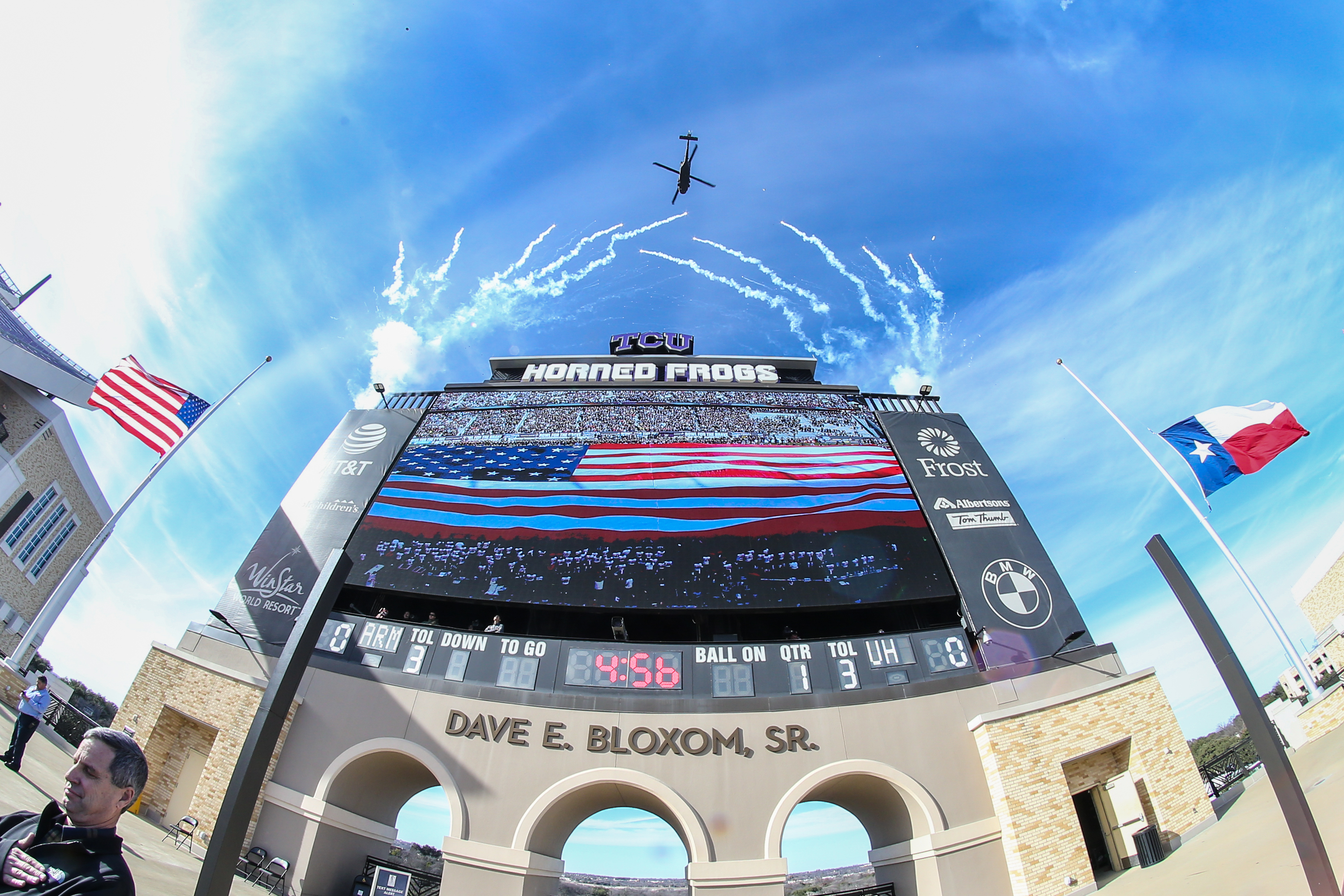COLLEGE FOOTBALL: DEC 22 Armed Forces Bowl - Houston v Army