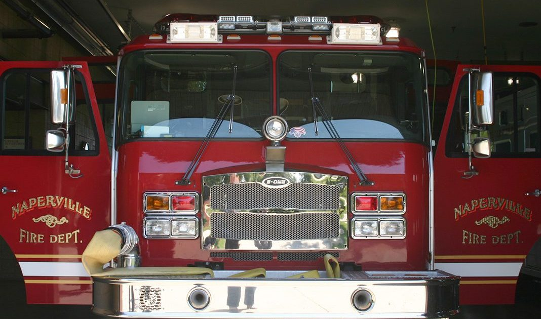 A Naperville home was determined to be uninhabitable after a kitchen fire Nov. 10, 2019.