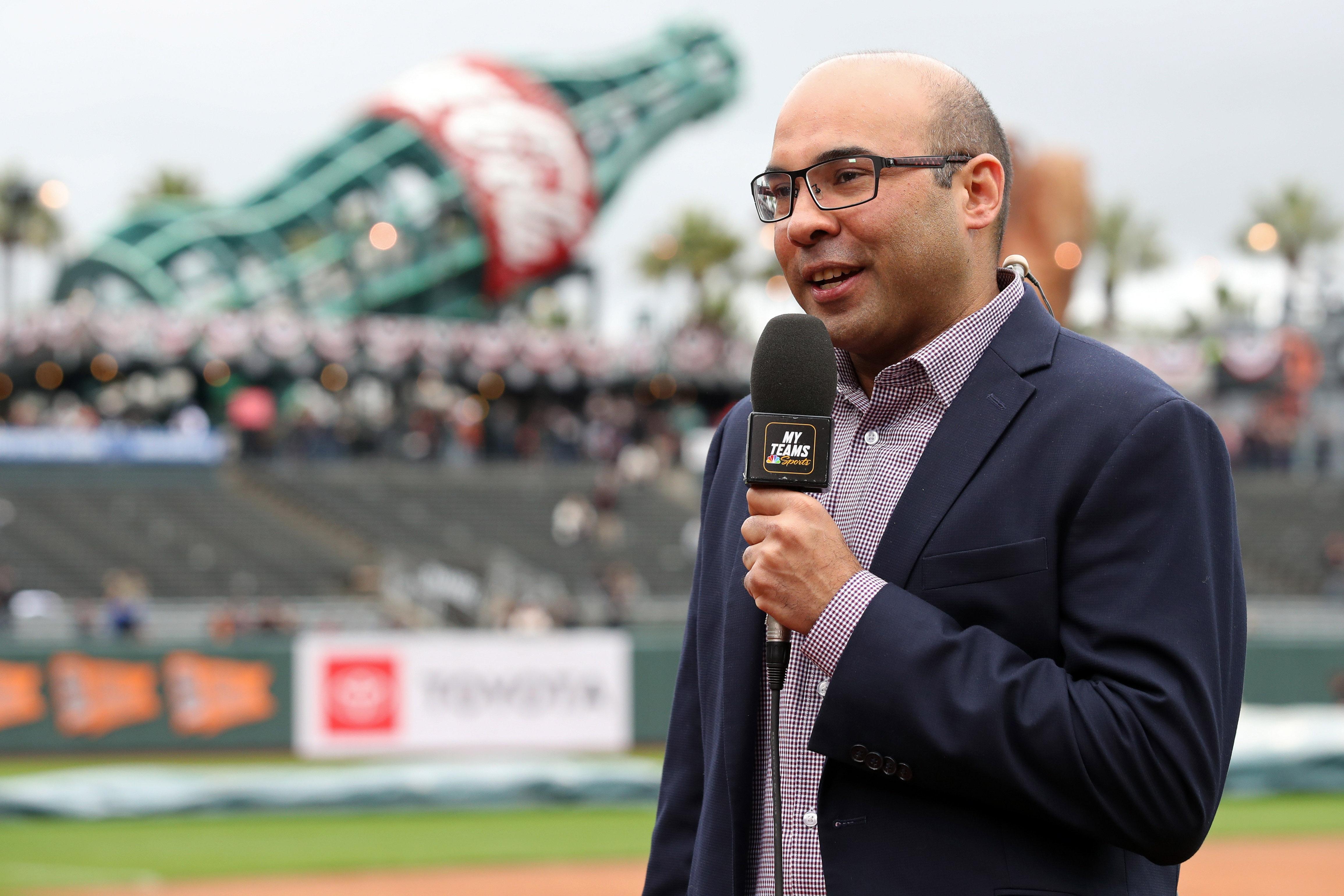 MLB: Tampa Bay Rays at San Francisco Giants