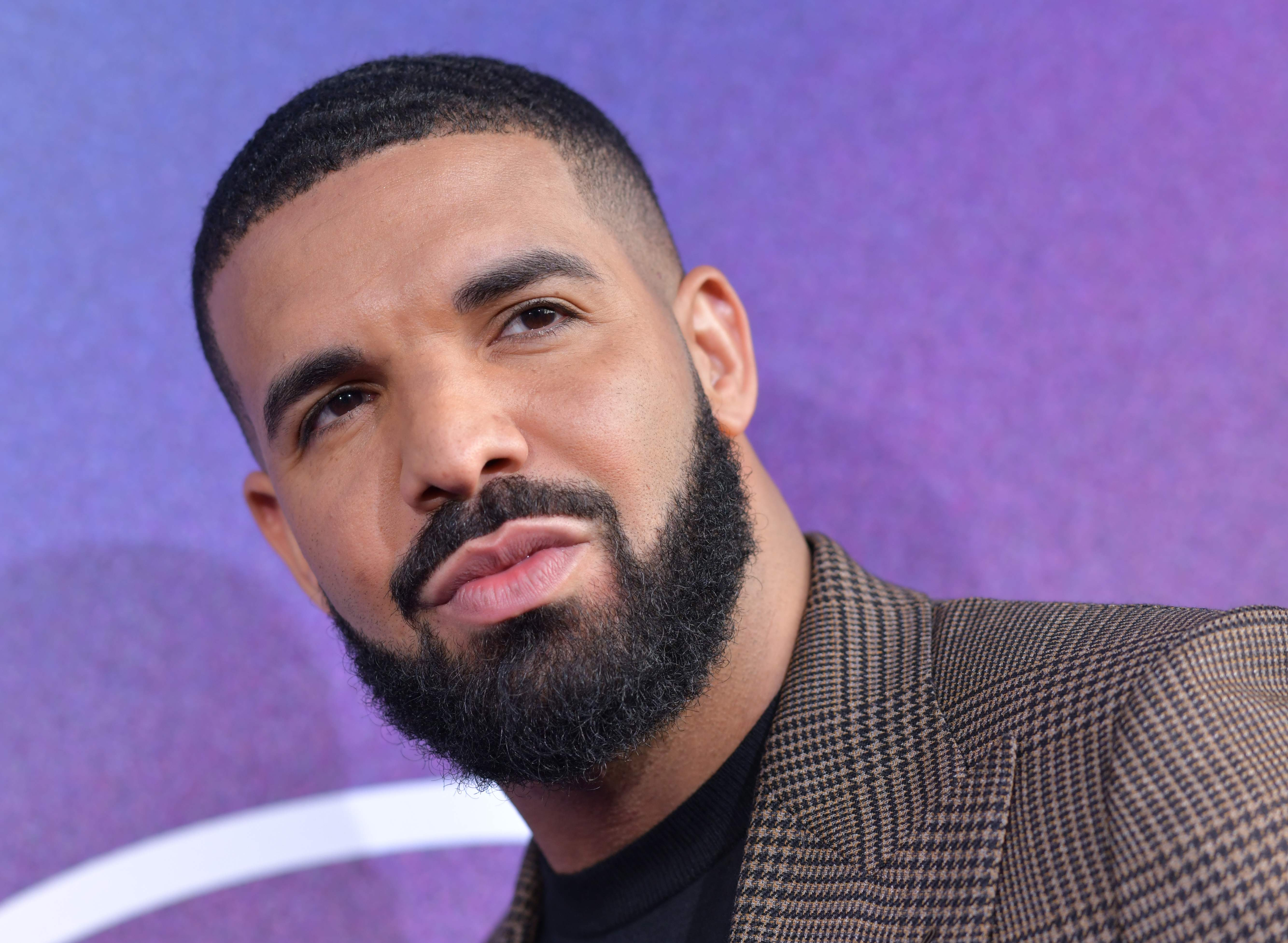 """Drake attends the Los Angeles premiere of the new HBO series """"Euphoria"""" at the Cinerama Dome Theatre in Hollywood in June."""