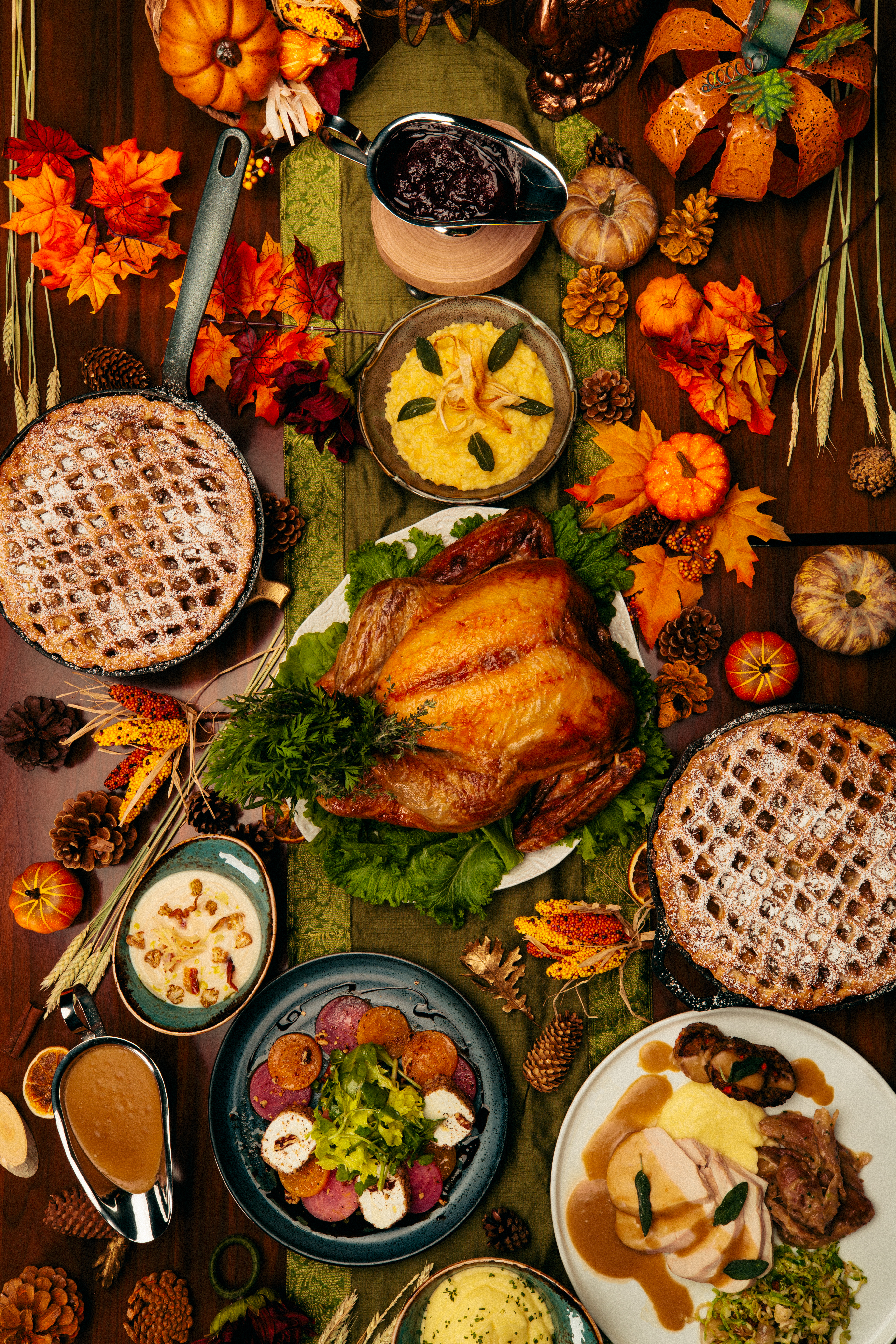 Where to Dine on Thanksgiving in Las Vegas