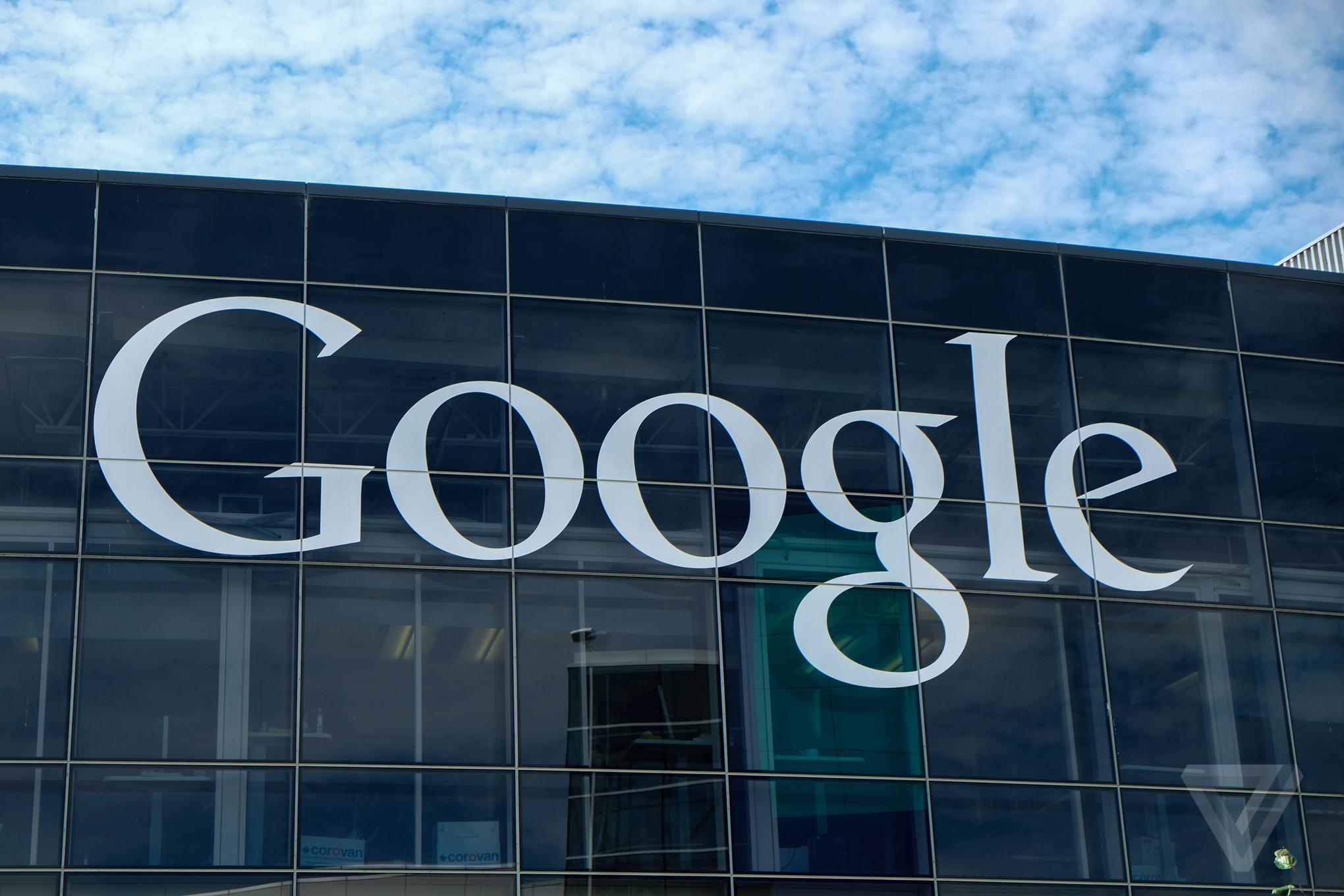 Google sign (stock, 2040)