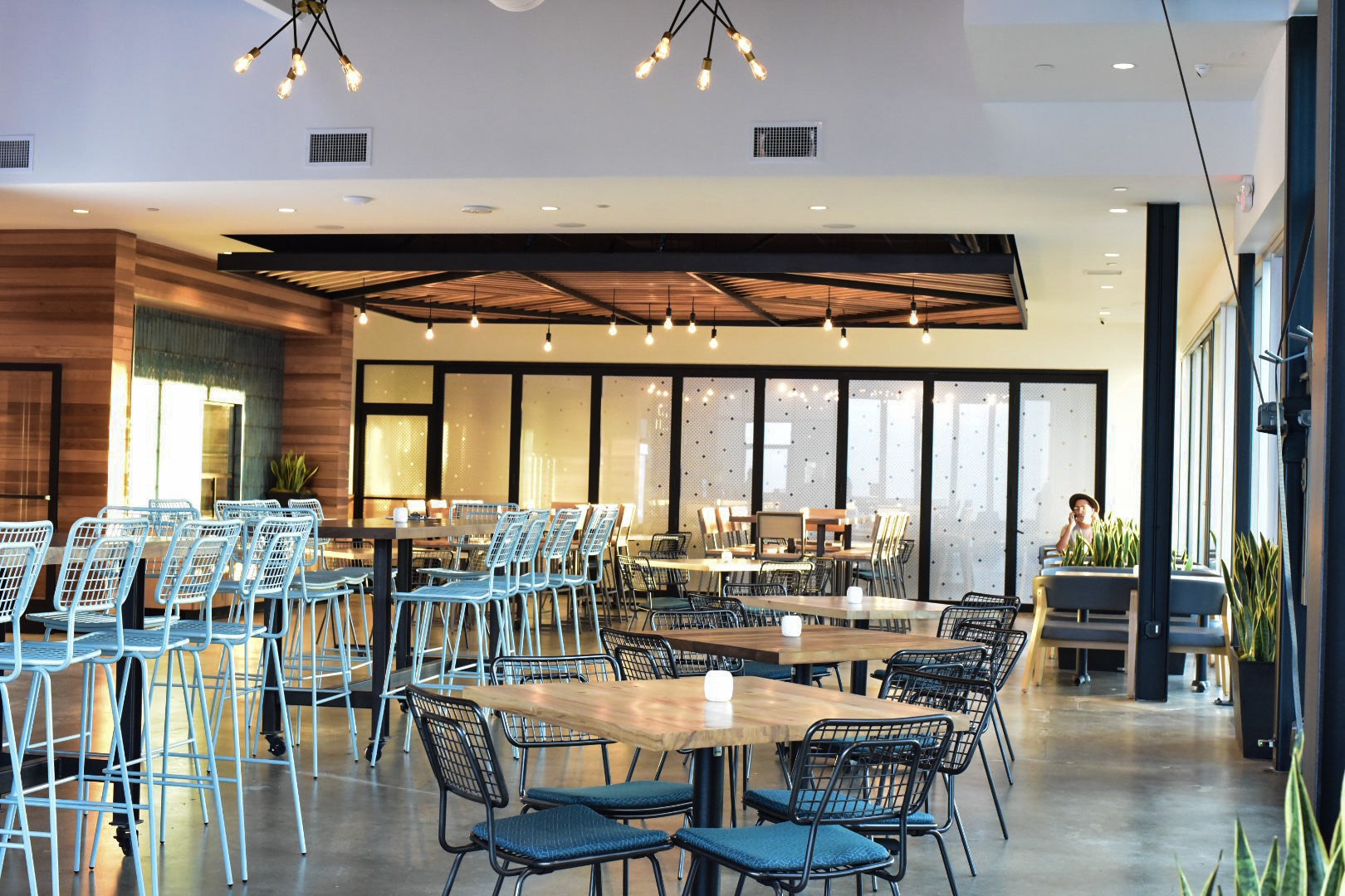 Park Commons Food Hall Drops in Sorrento Valley