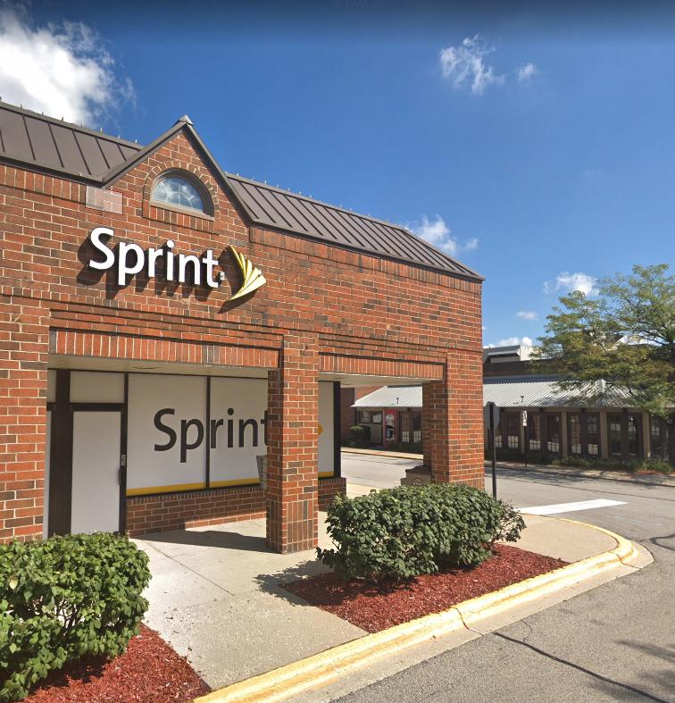 Sprint store, 212 Danada Square West