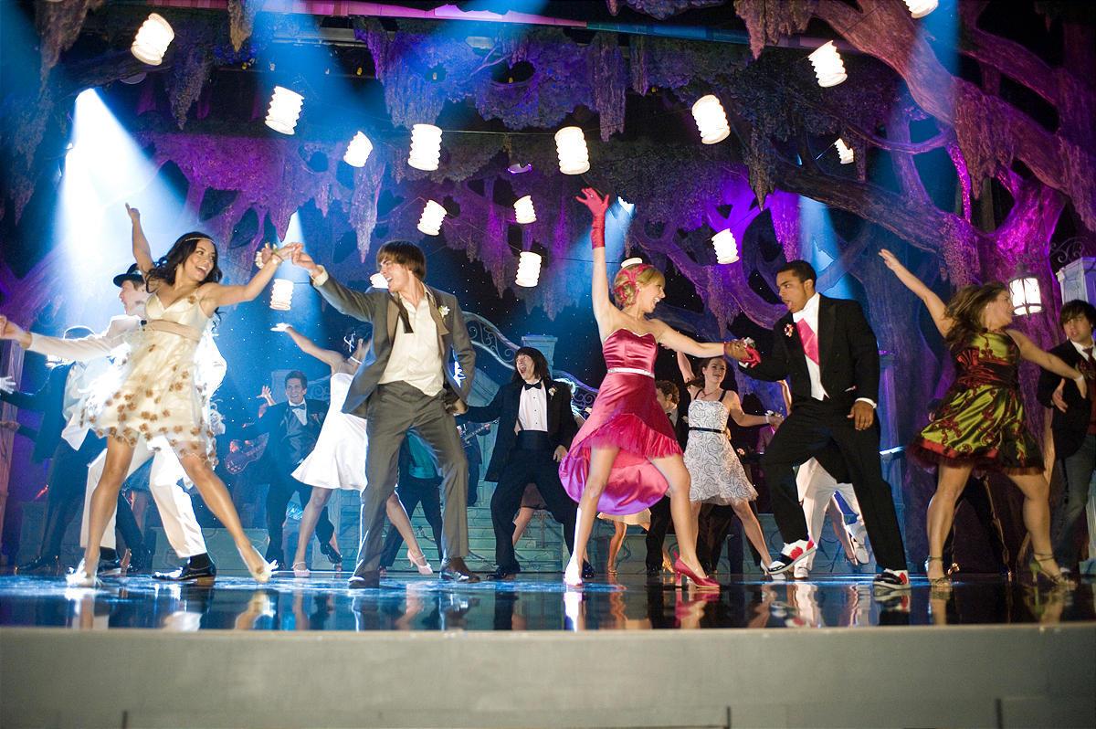 """High School Musical 3"" was filmed at East High School."